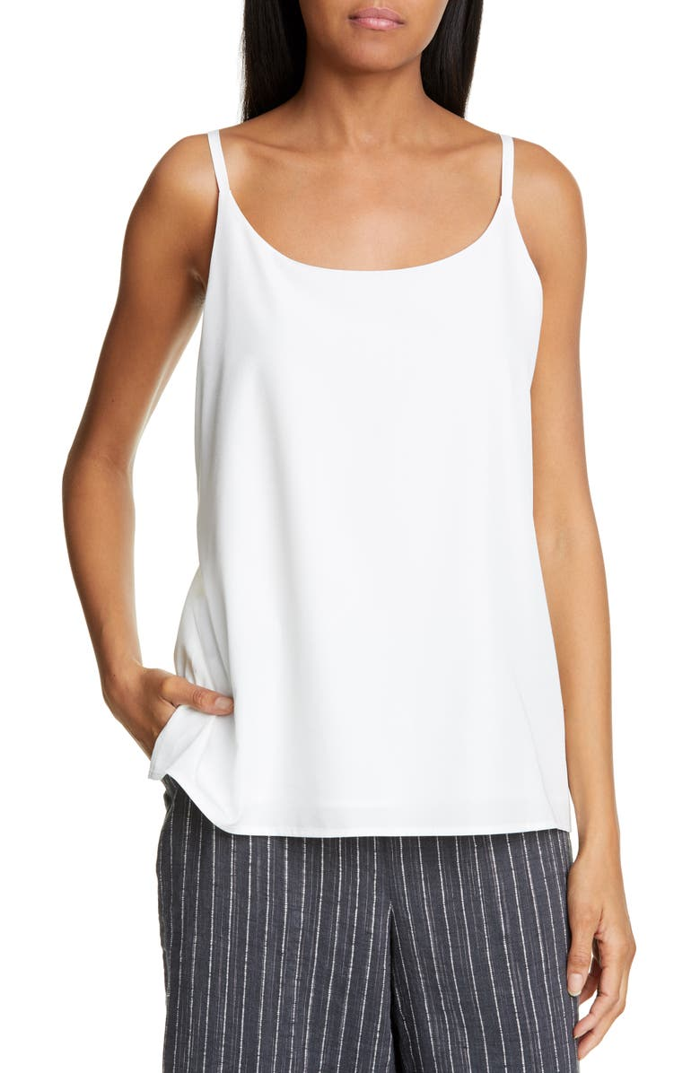 Eileen Fisher Tops SCOOP NECK CAMISOLE