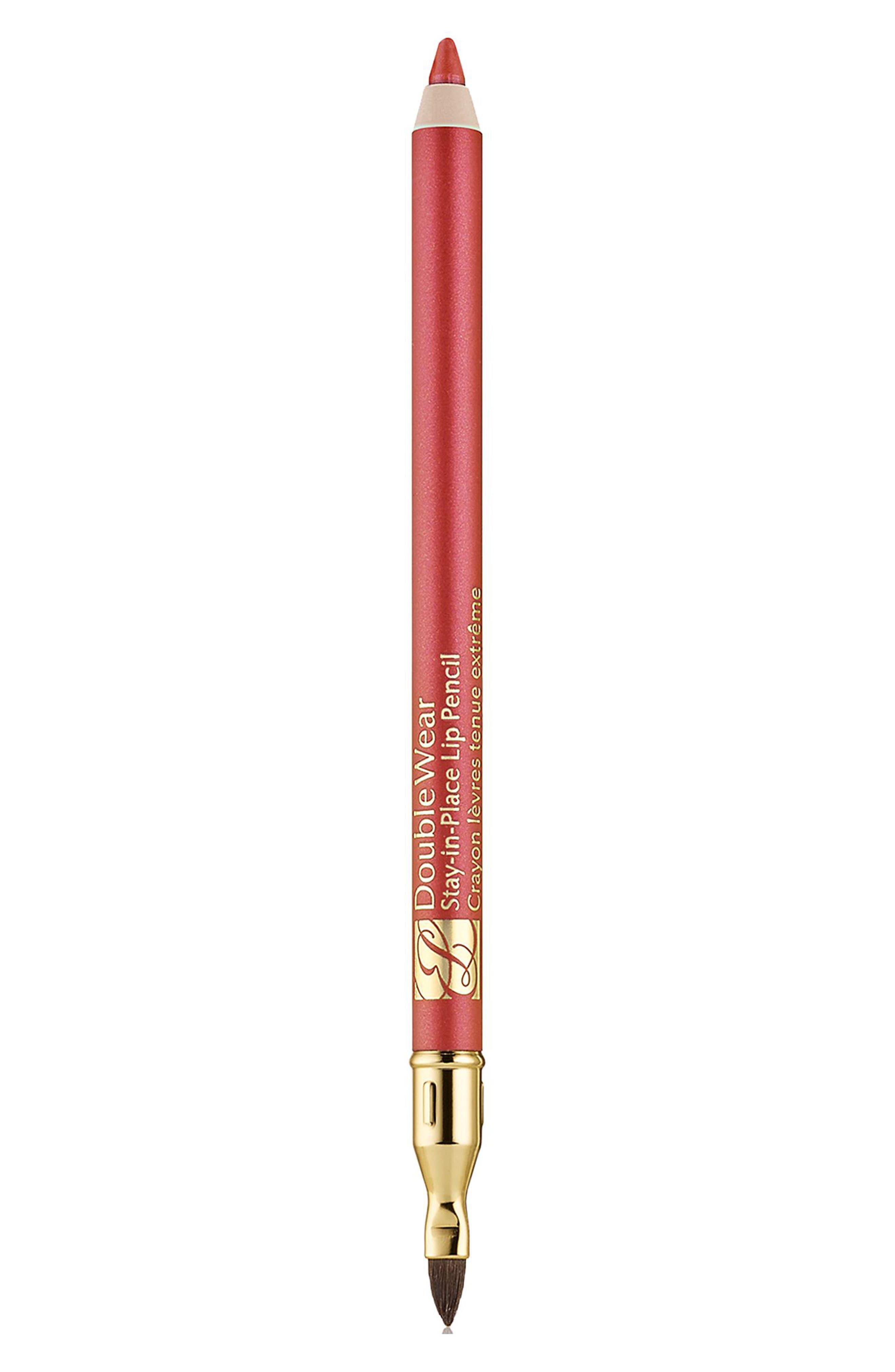 ESTÉE LAUDER, Double Wear Stay-in-Place Lip Pencil, Main thumbnail 1, color, PINK