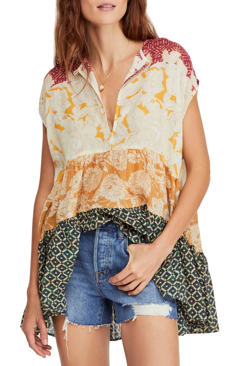 Free People Tops GOTTA HAVE YOU TUNIC TOP