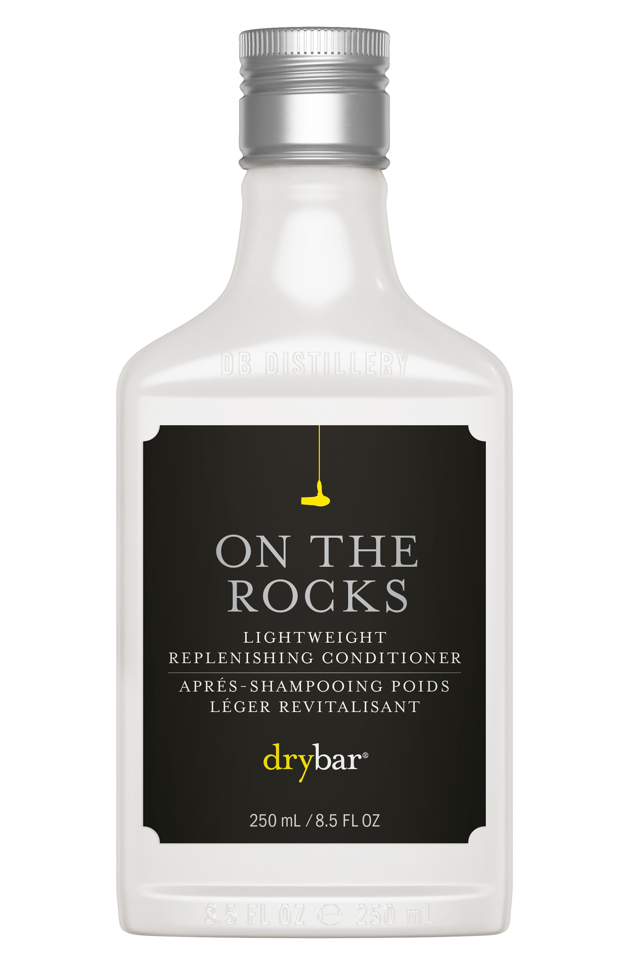 DRYBAR, On the Rocks Lightweight Conditioner, Main thumbnail 1, color, NO COLOR
