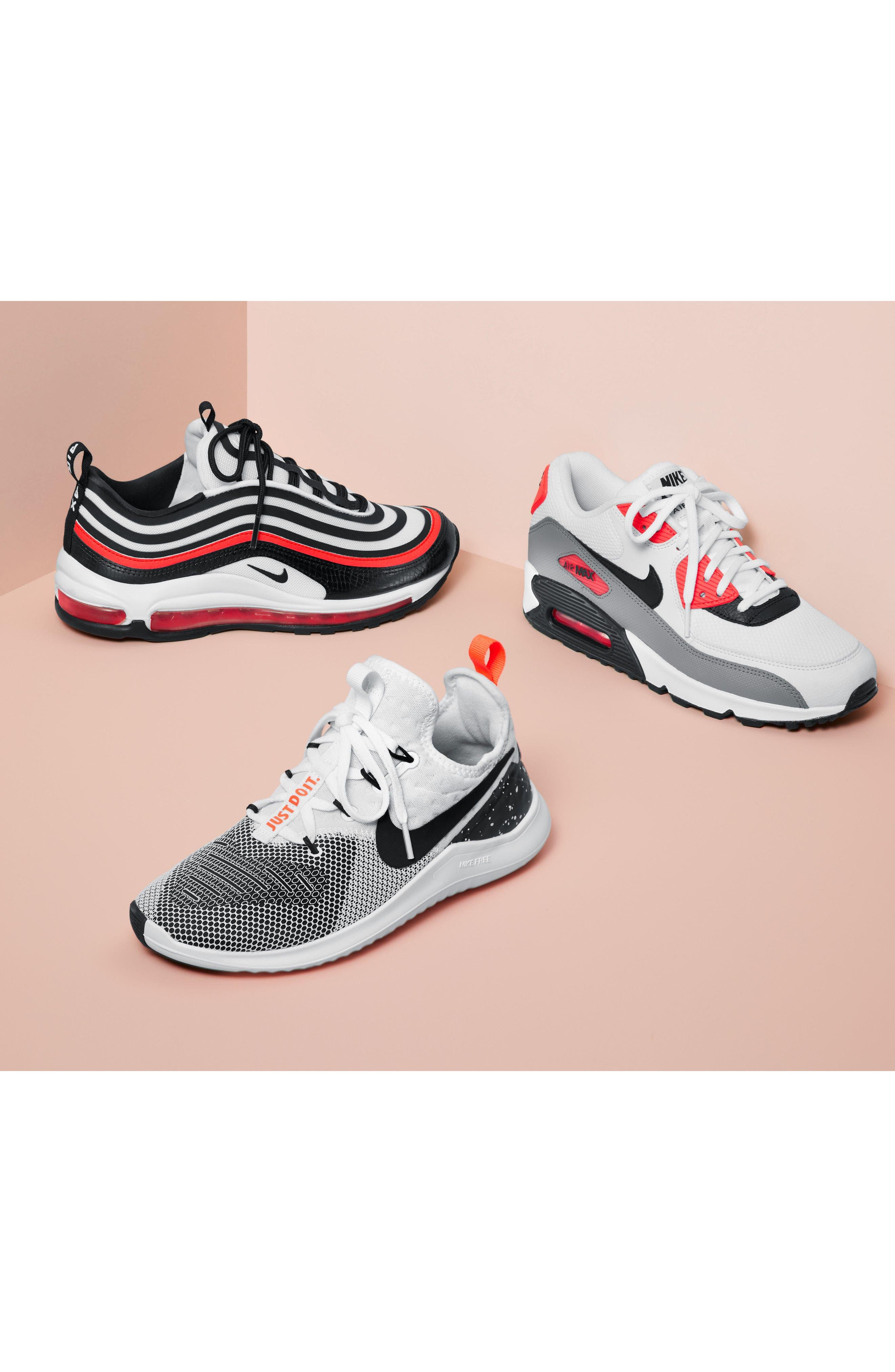 NIKE, Free TR8 Training Shoe, Alternate thumbnail 7, color, 025