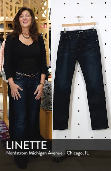 The Straight Airweft Slim Straight Slim Leg Jeans, sales video thumbnail