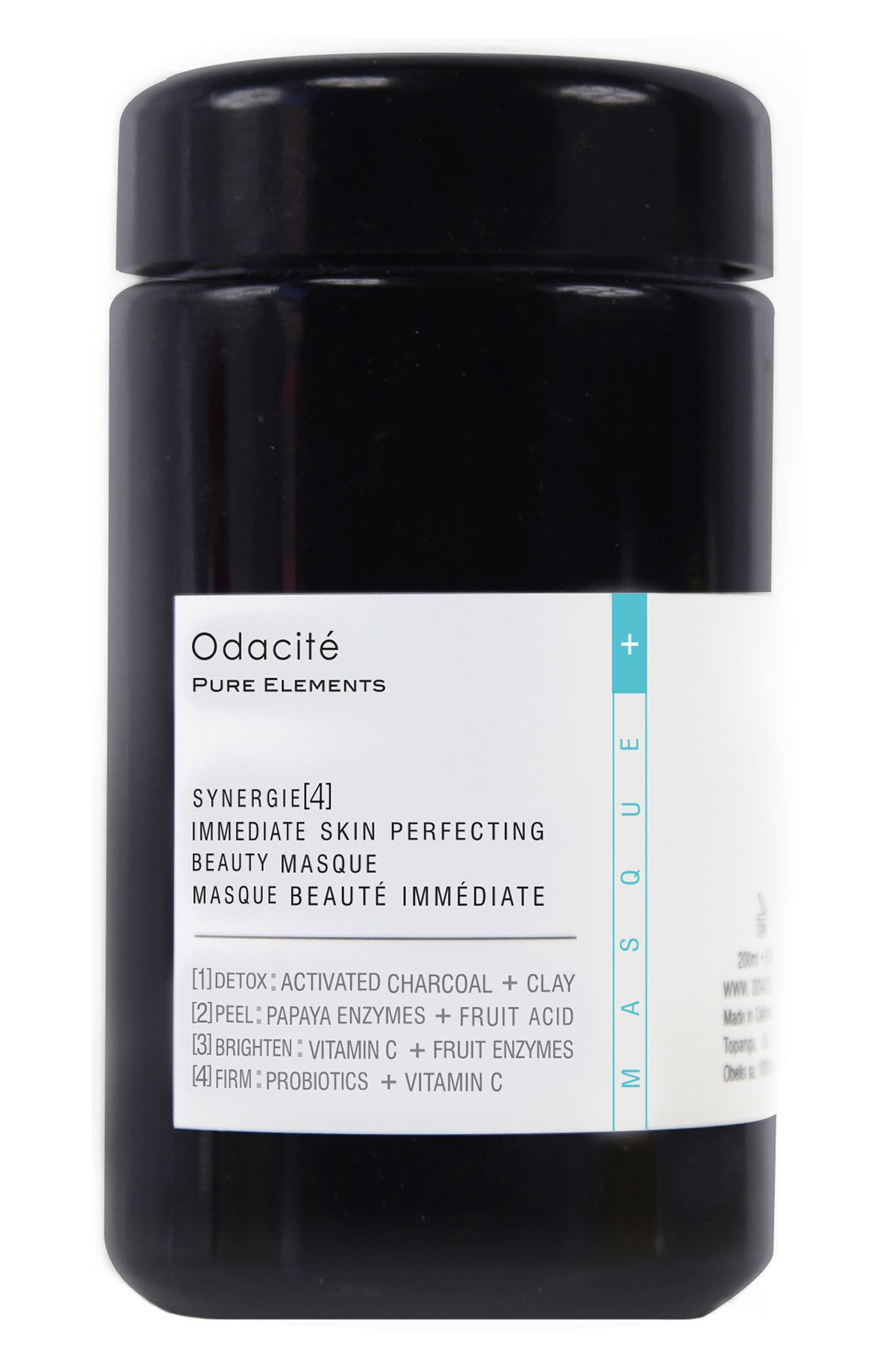 ODACITÉ, Synergie[4] Immediate Skin Perfecting Beauty Masque, Alternate thumbnail 2, color, NO COLOR