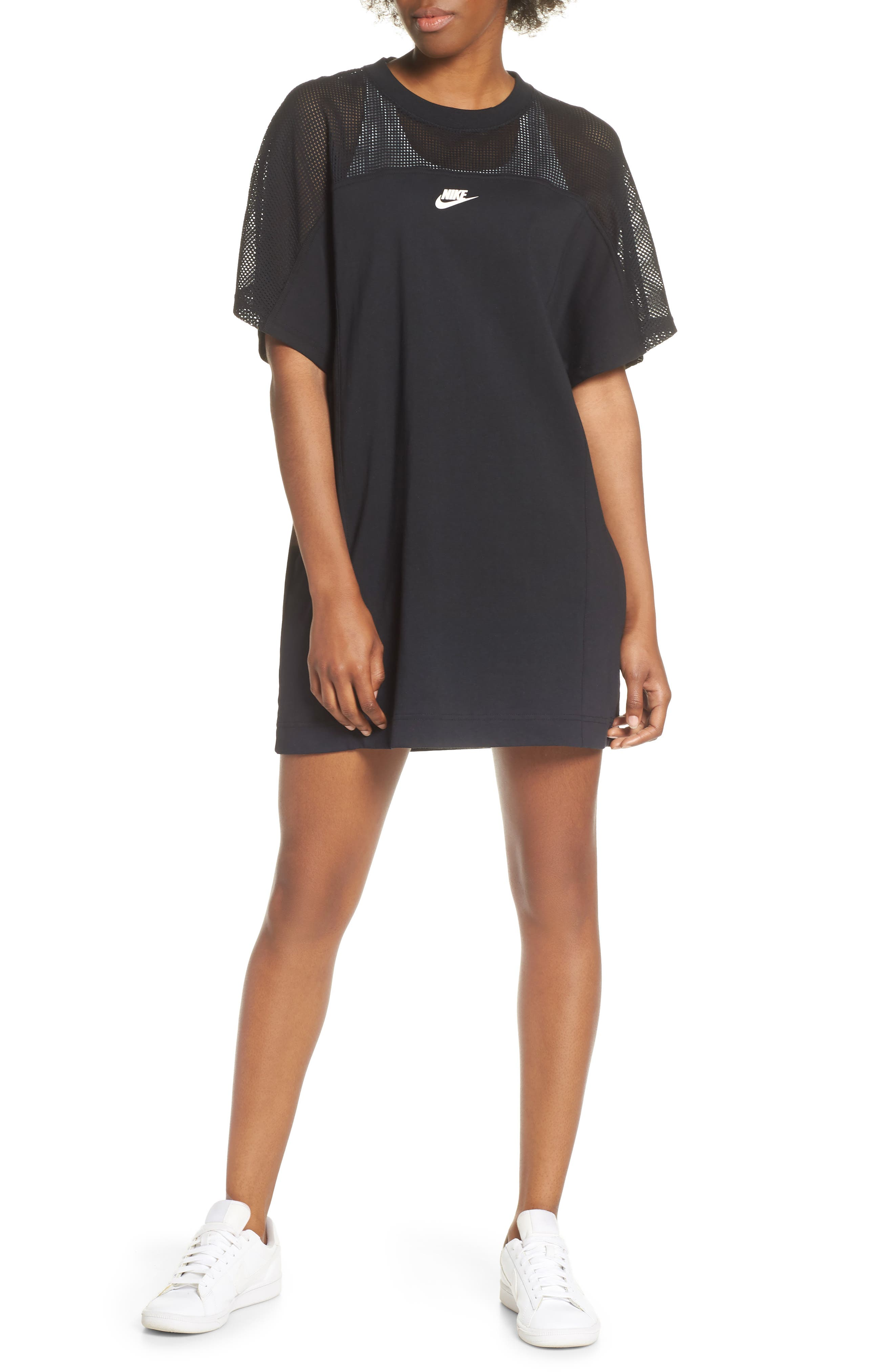 Nike Sportswear Mesh Shift Dress