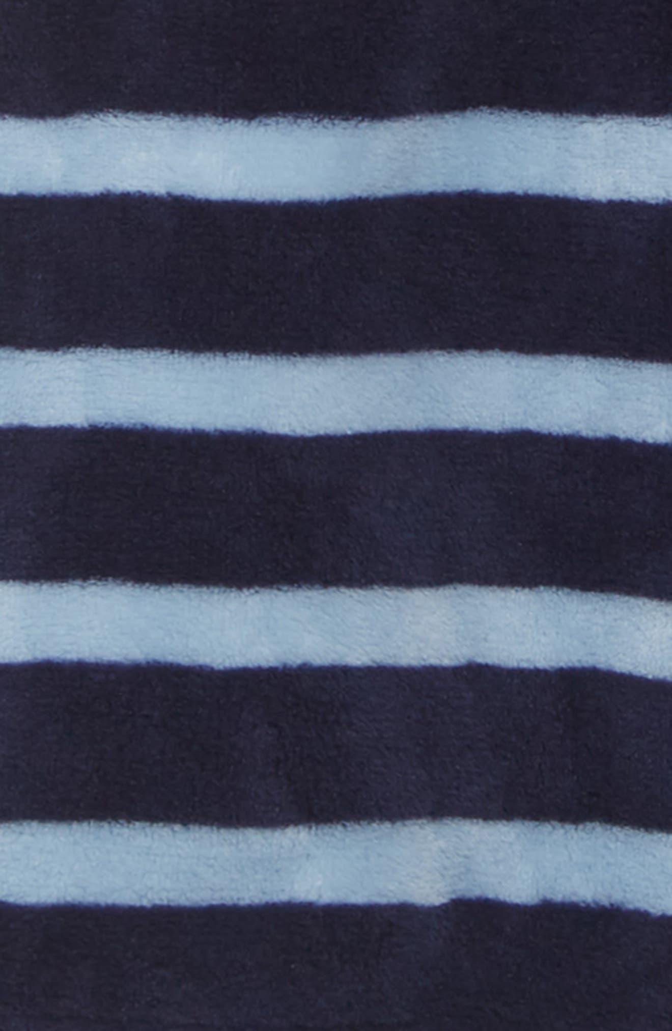 TUCKER + TATE, Hooded Plush Robe, Alternate thumbnail 2, color, 410