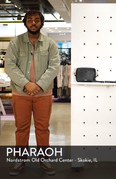 medium polly leather camera bag, sales video thumbnail