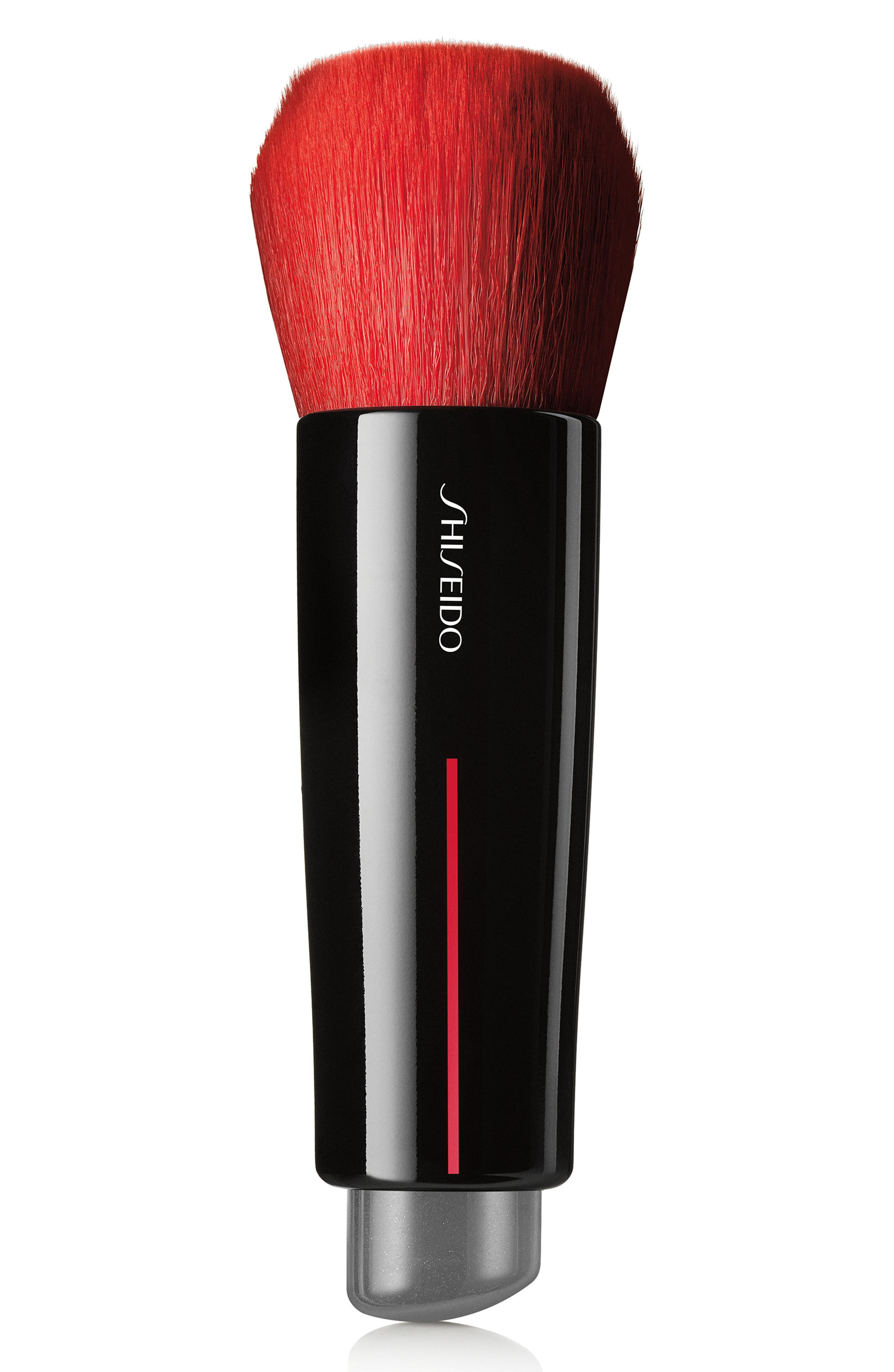 SHISEIDO, Daiya Fude Face Duo Brush, Main thumbnail 1, color, NO COLOR