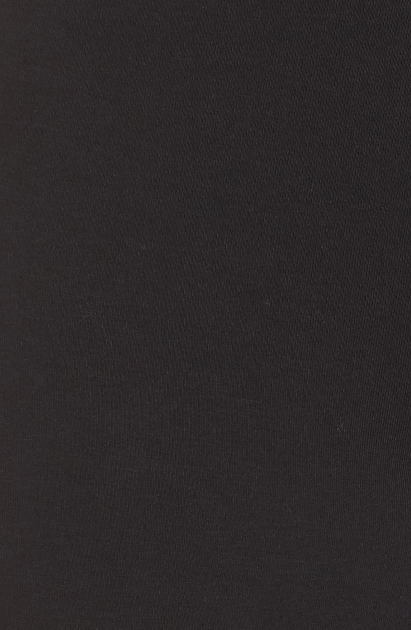 ADIDAS ORIGINALS, adidas 3-Stripes Tights, Alternate thumbnail 6, color, 002