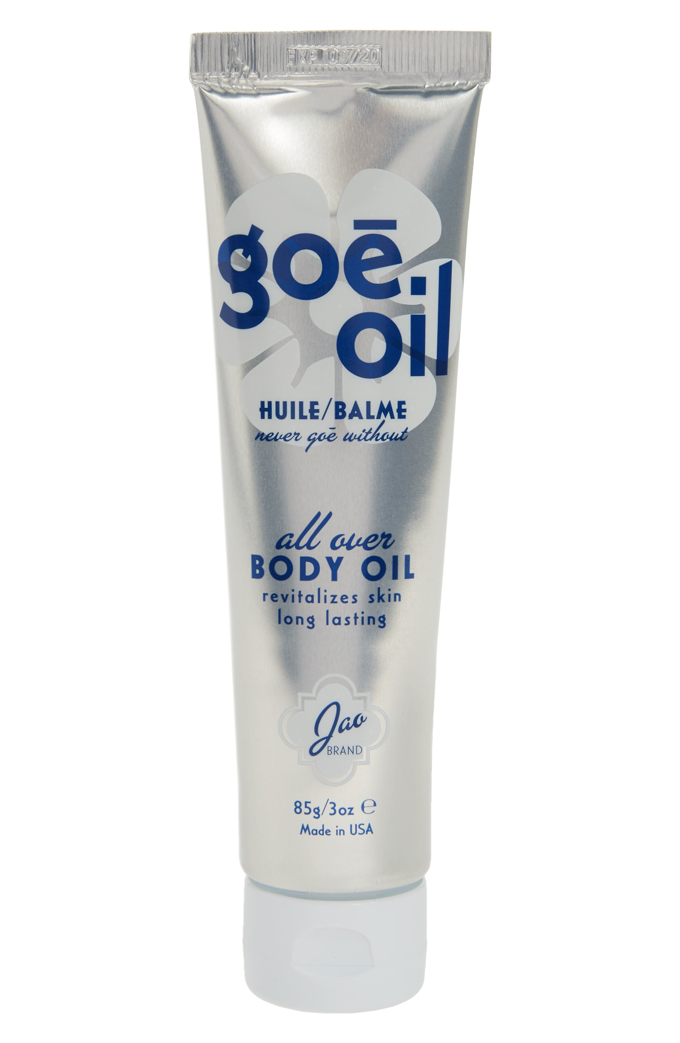 JAO Goe Oil<sup>™</sup> Body Oil, Main, color, 000