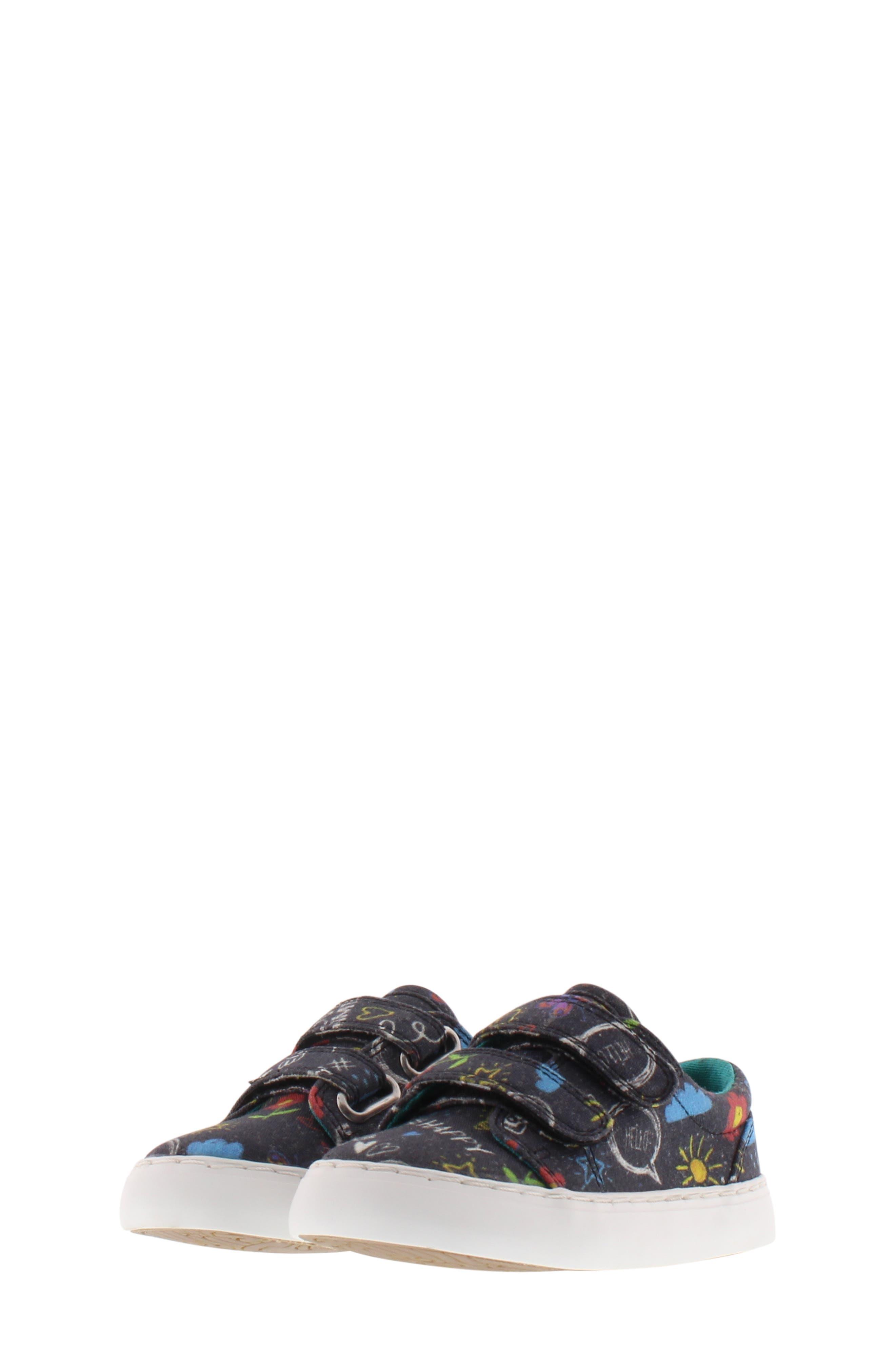 CHOOZE, Choose Move Bounce Sneaker, Alternate thumbnail 8, color, CHARCOAL