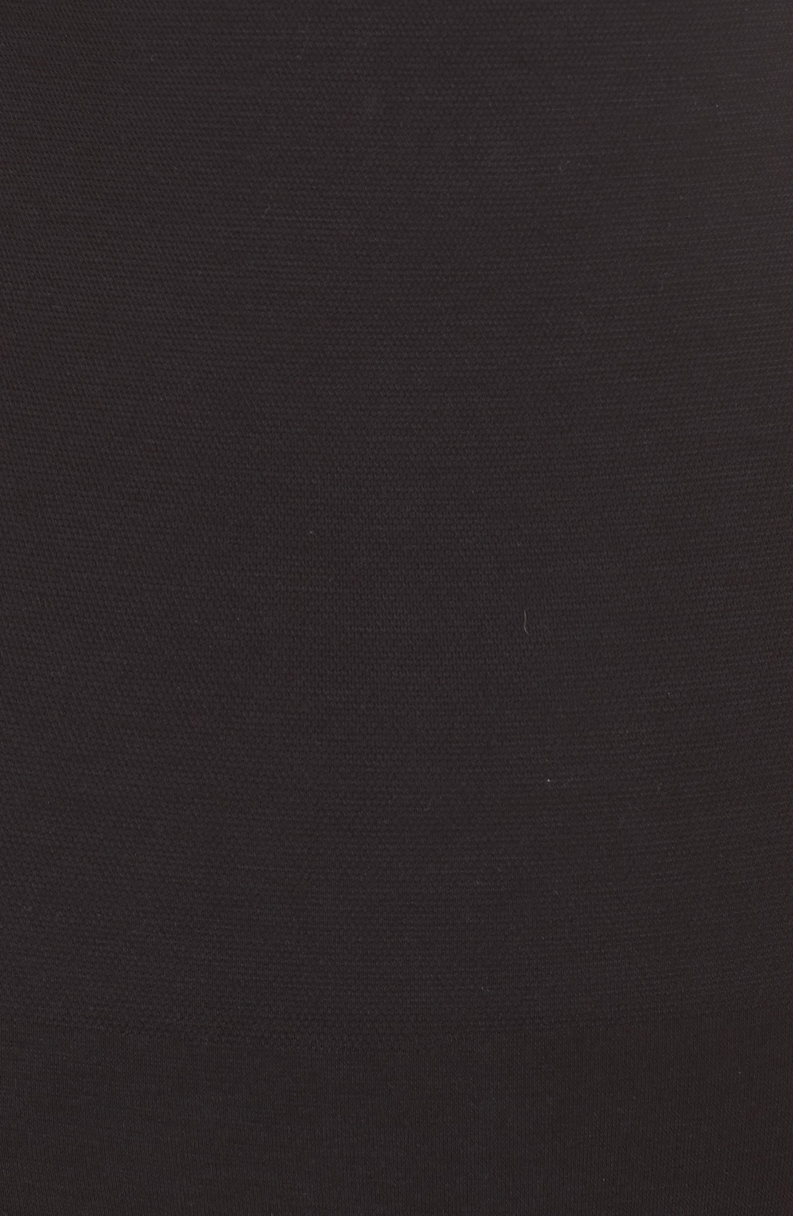 YUMMIE, Ballet Bodysuit, Alternate thumbnail 5, color, BLACK