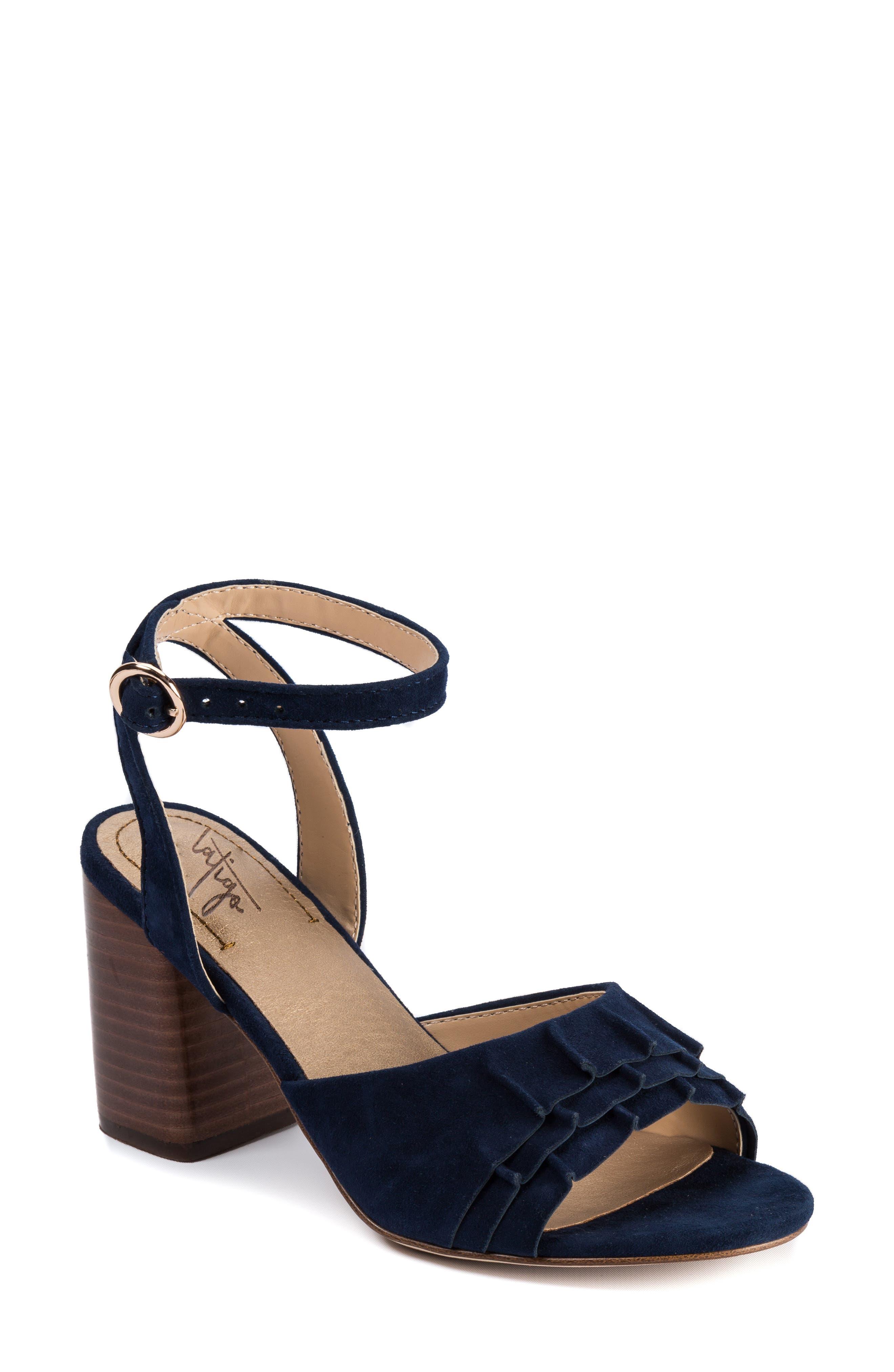 LATIGO Idelle Ankle Strap Sandal, Main, color, 410