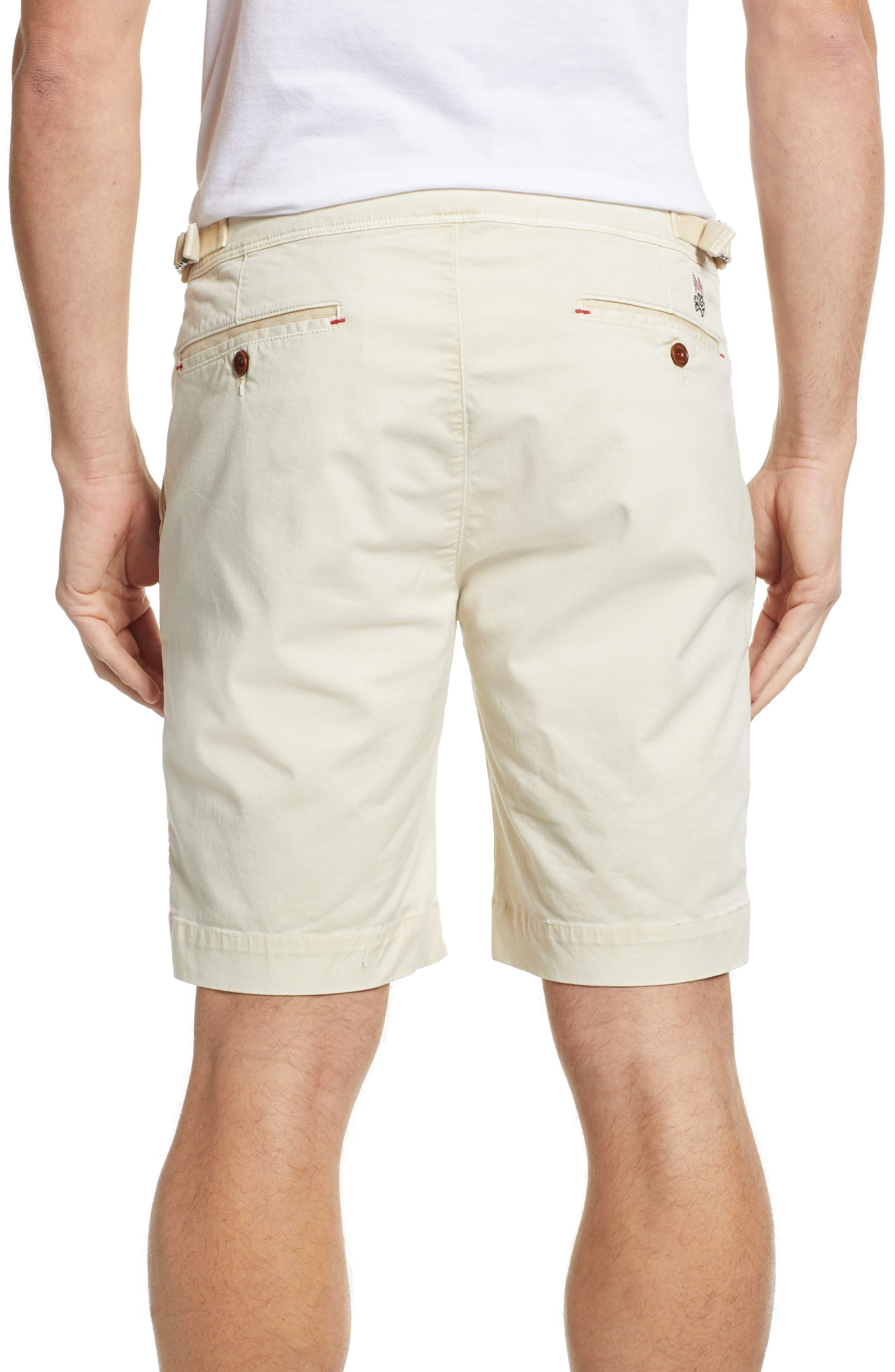 PSYCHO BUNNY, Triumph Shorts, Alternate thumbnail 2, color, 130