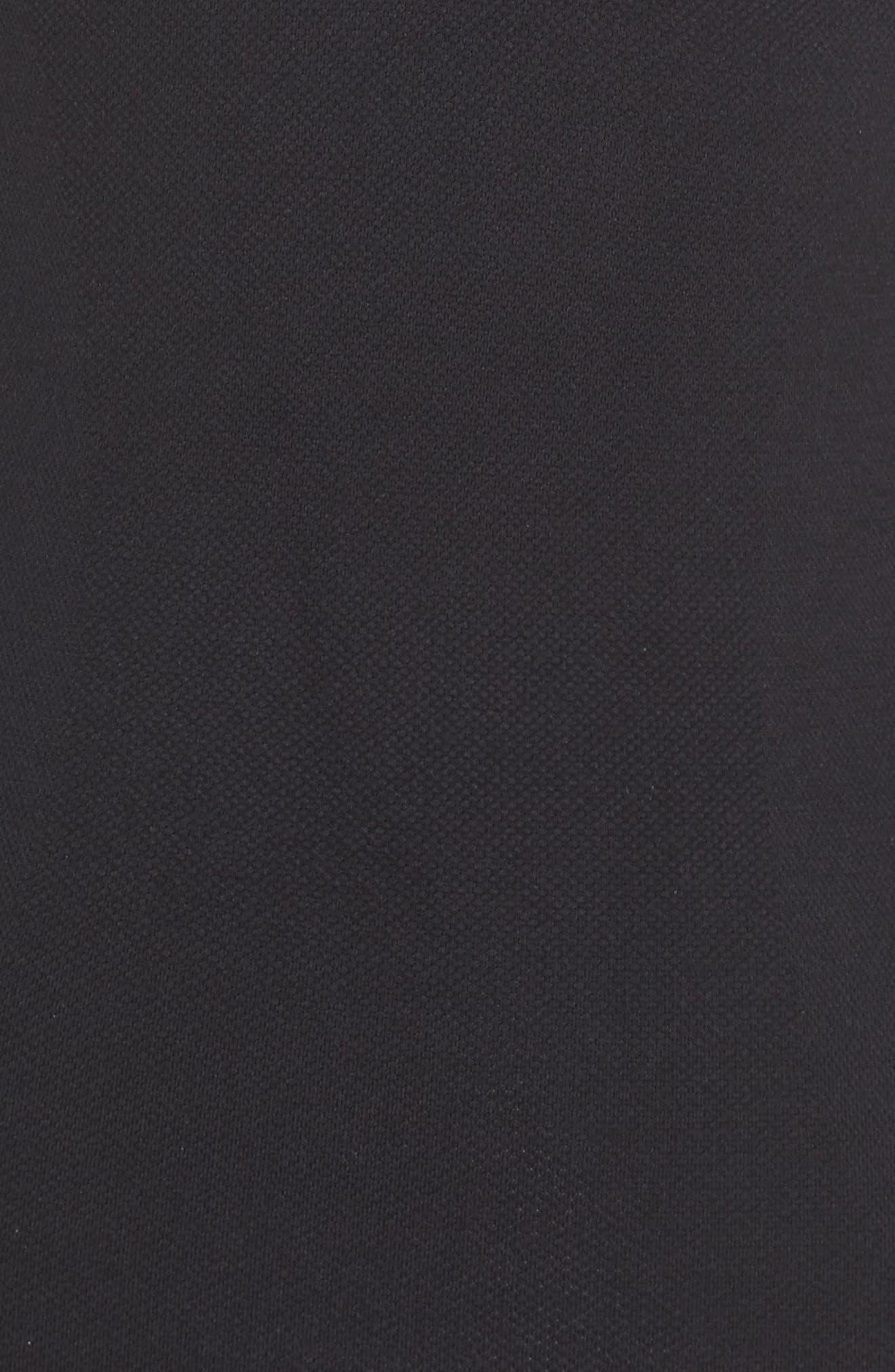 YUMMIE, Seamless Slip, Alternate thumbnail 6, color, BLACK