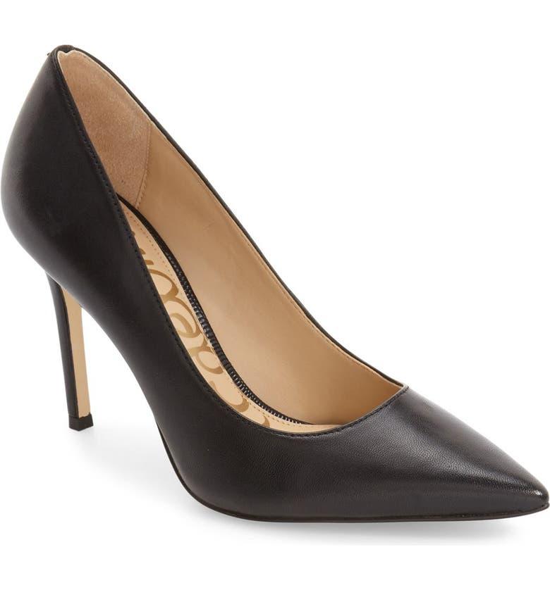 3f2695ff5 Sam Edelman Women s Hazel Pointed Toe High-Heel Pumps In Black ...