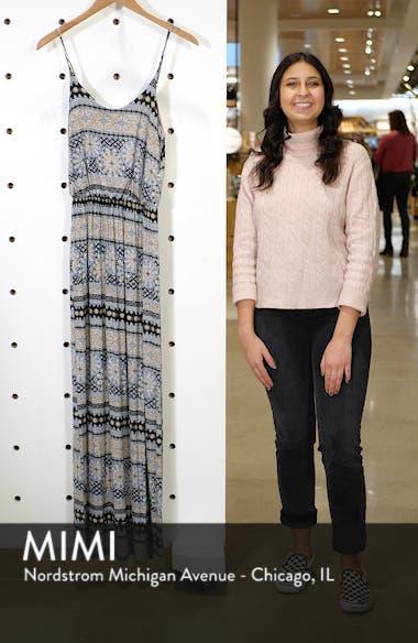 Knit Maxi Dress, sales video thumbnail