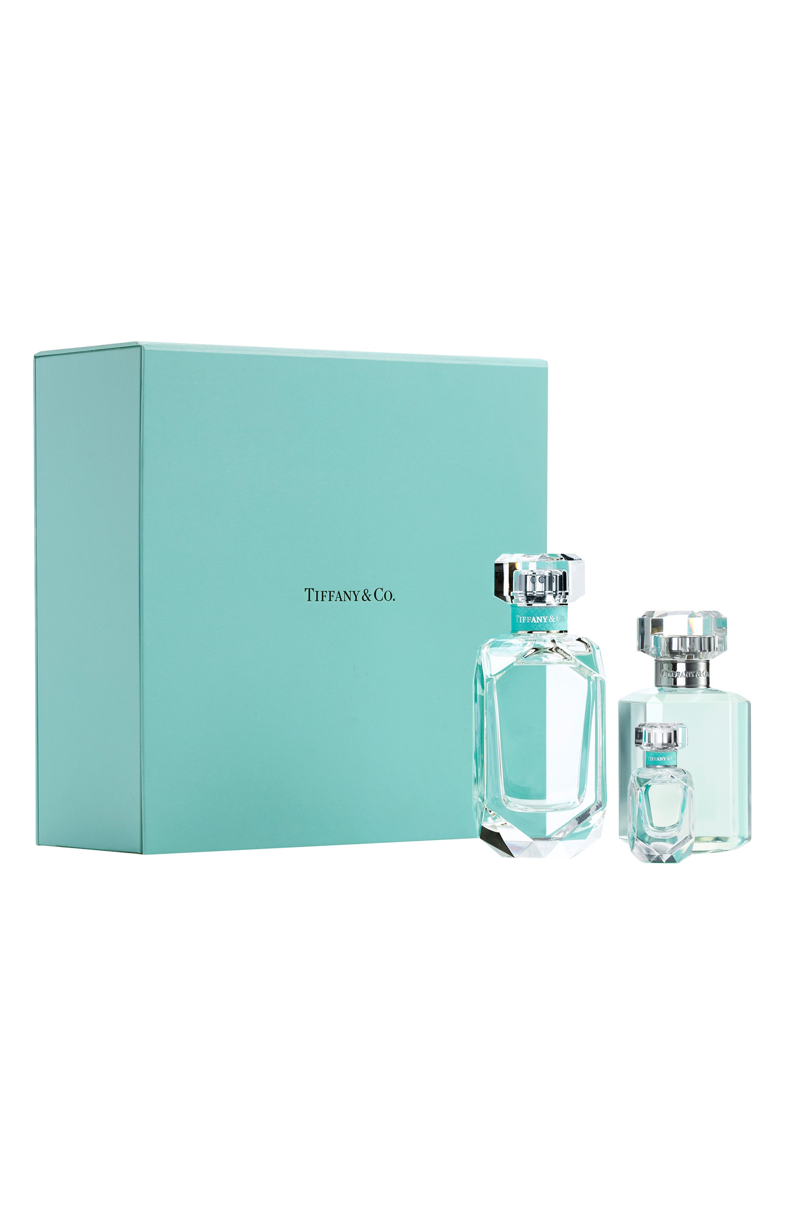 TIFFANY & CO., Tiffany Eau de Parfum Set, Alternate thumbnail 2, color, NO COLOR