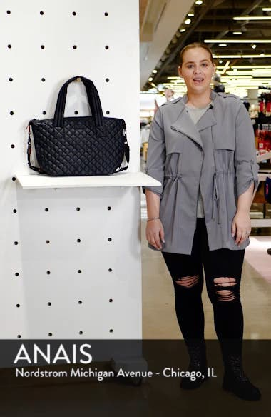 Medium Sutton Shoulder Tote, sales video thumbnail