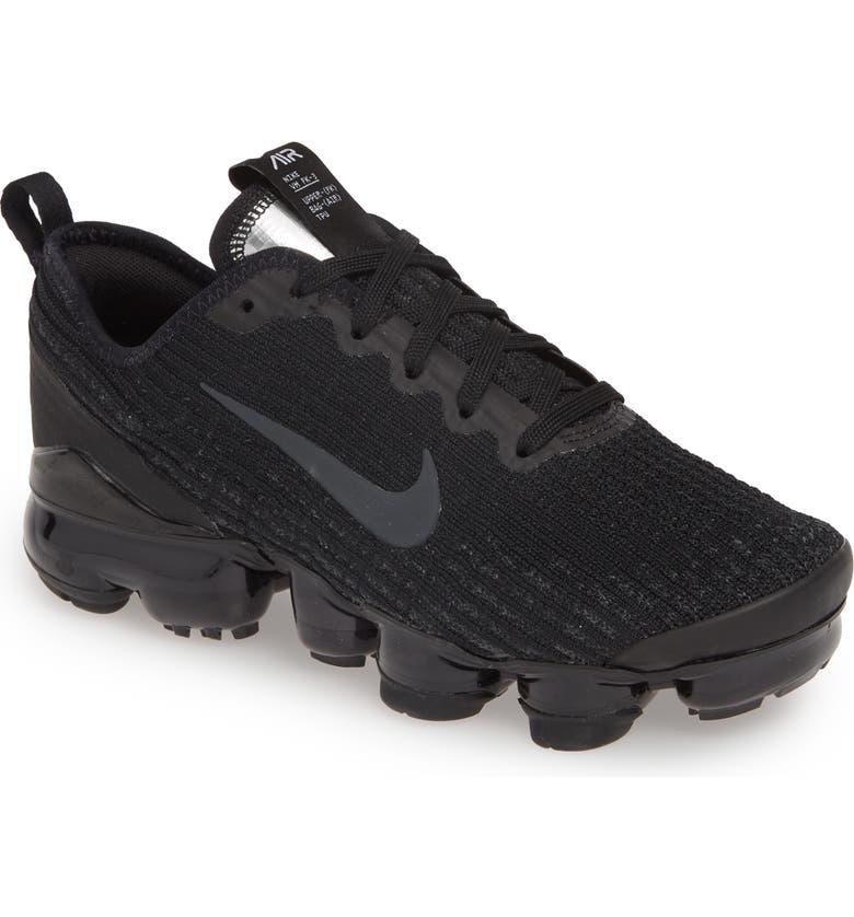 a1809605ee27 Nike Air VaporMax Flyknit 3 Sneaker (Big Kid)