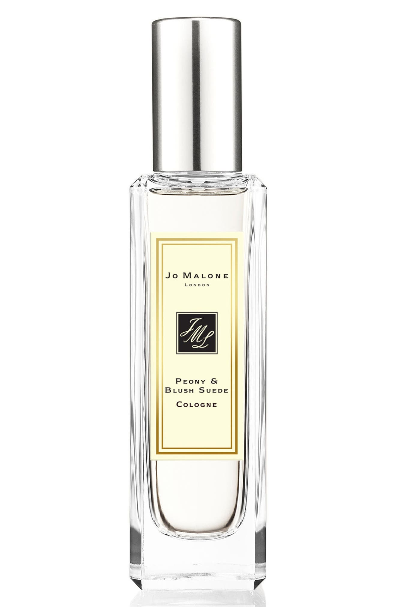 JO MALONE LONDON<SUP>™</SUP>, Travel Size Peony & Blush Suede Cologne, Main thumbnail 1, color, NO COLOR