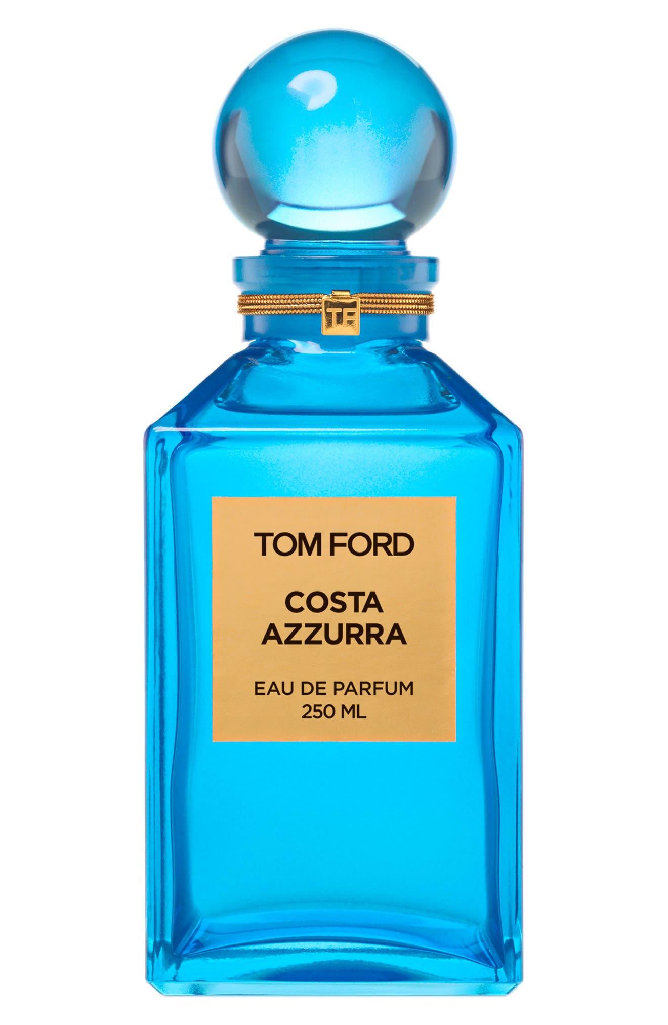 TOM FORD, Private Blend Costa Azzurra Eau de Parfum, Alternate thumbnail 5, color, NO COLOR