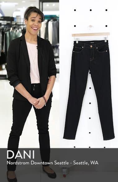 Maria High Waist Skinny Jeans, sales video thumbnail