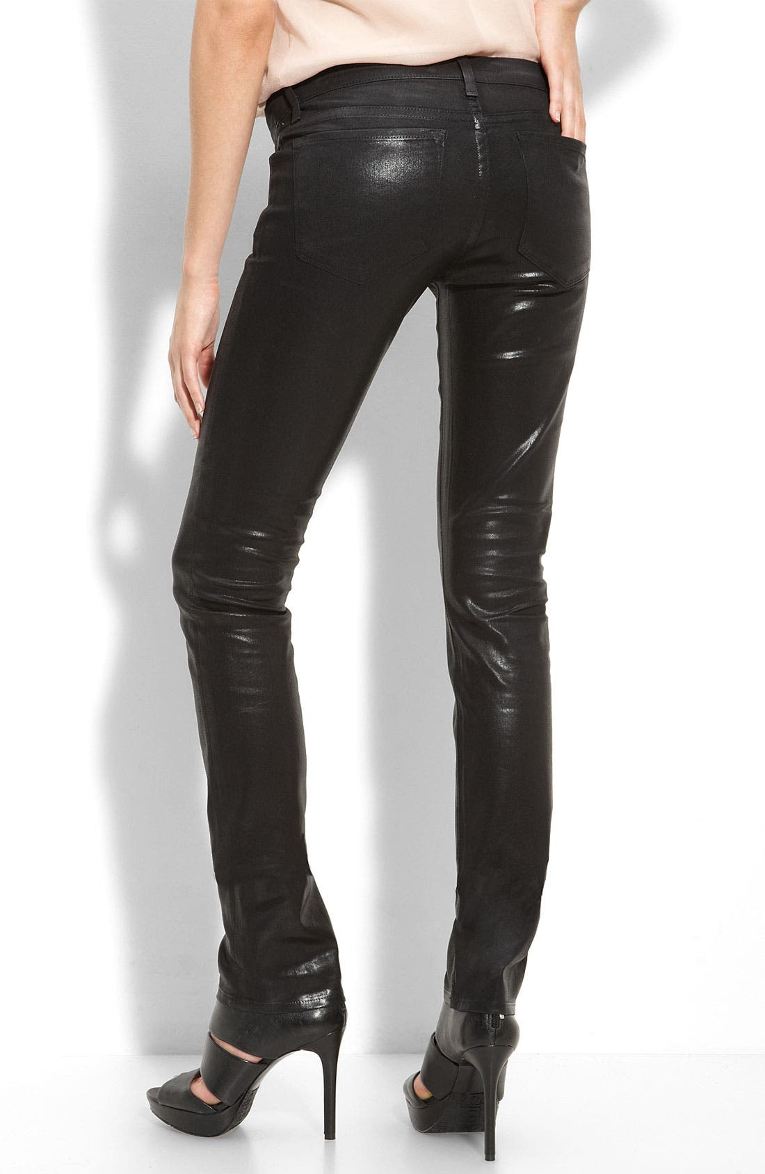 J BRAND, Skinny Stretch Jeans, Main thumbnail 1, color, 008