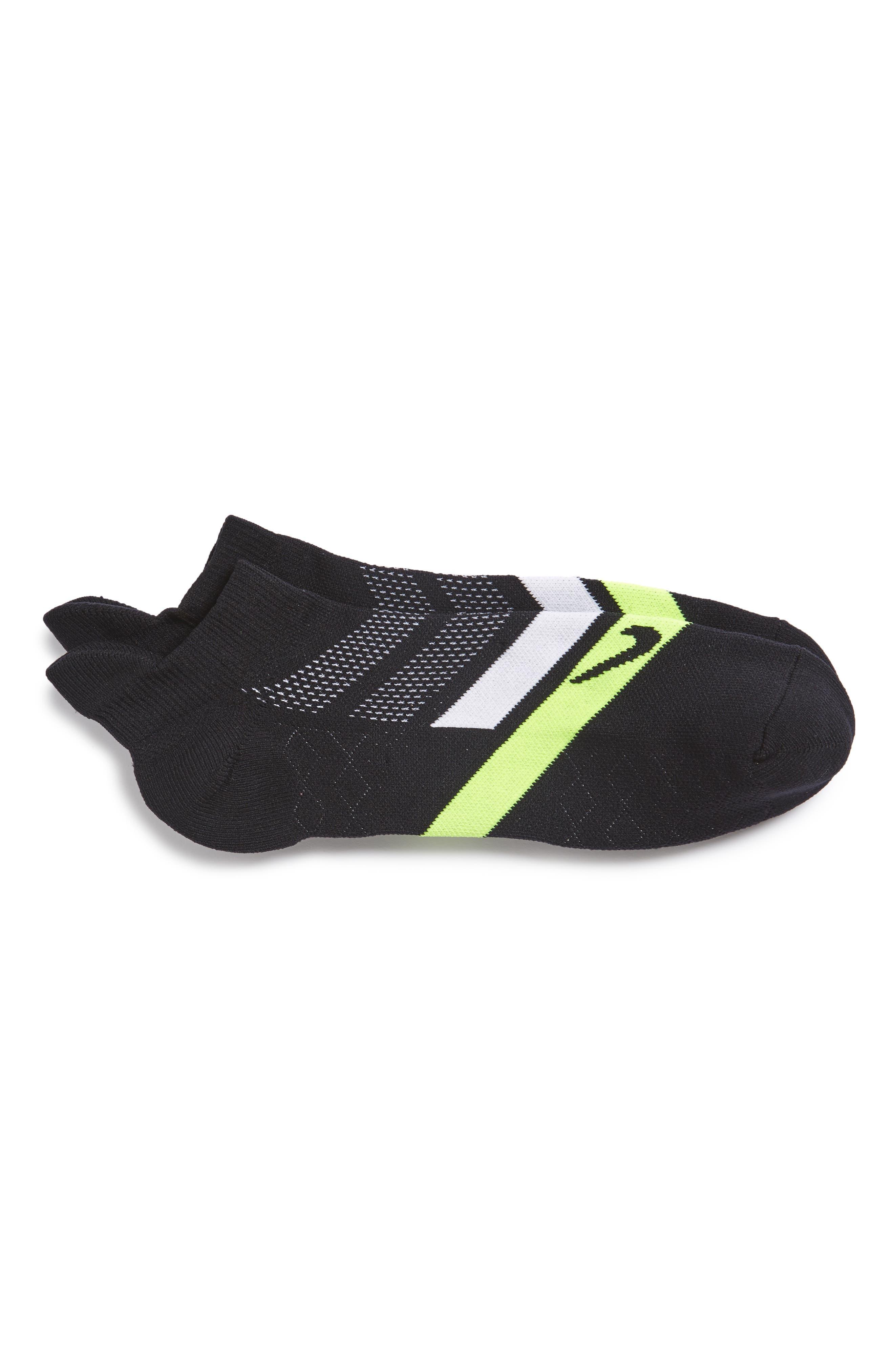 NIKE Performance Cushion No-Show Socks, Main, color, 010