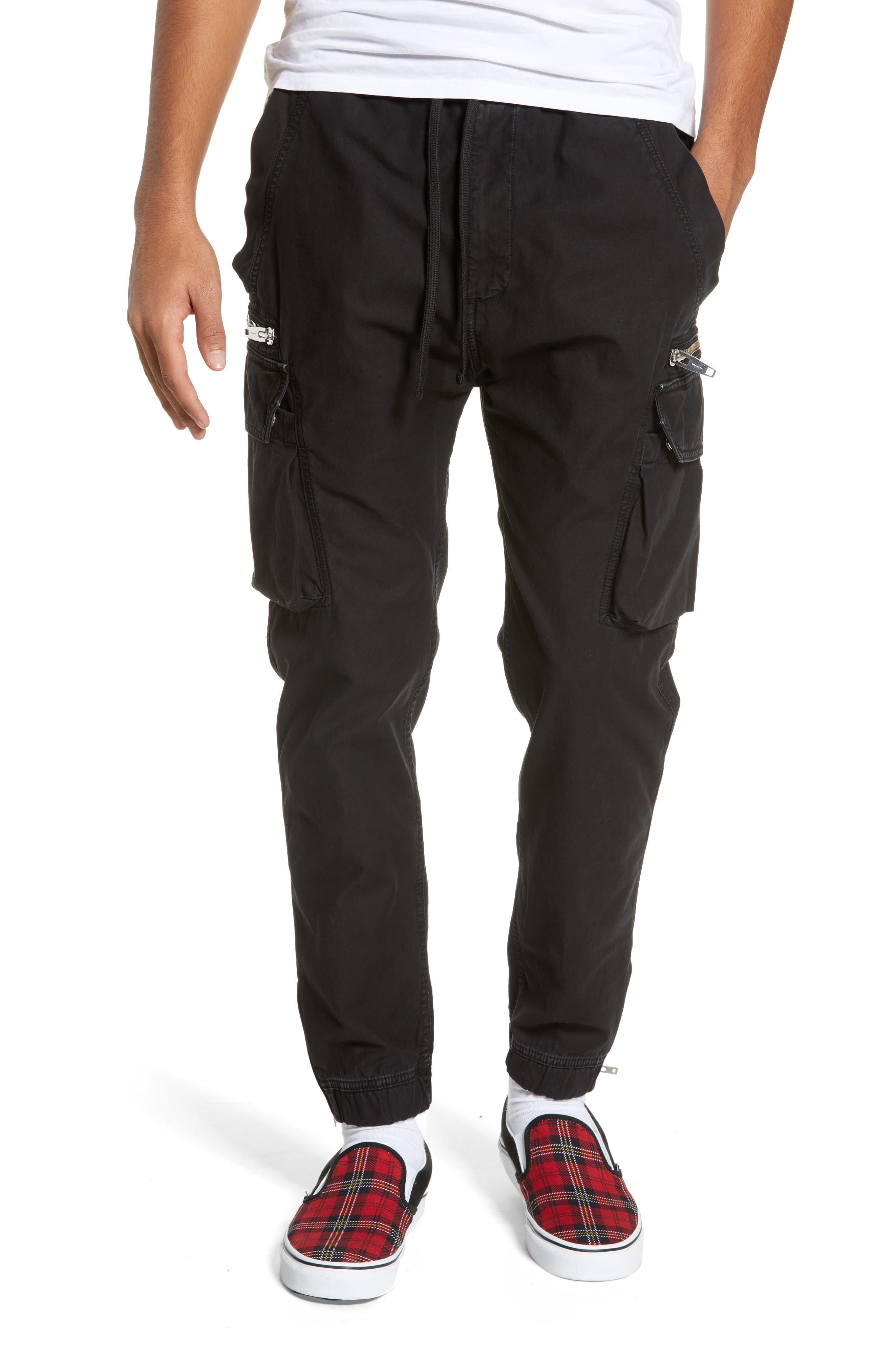 THE KOOPLES Track Pants, Main, color, 001
