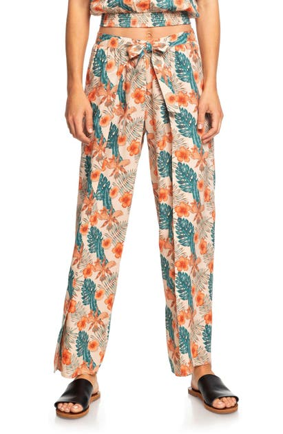 Roxy OLIVIA PRINT PANTS