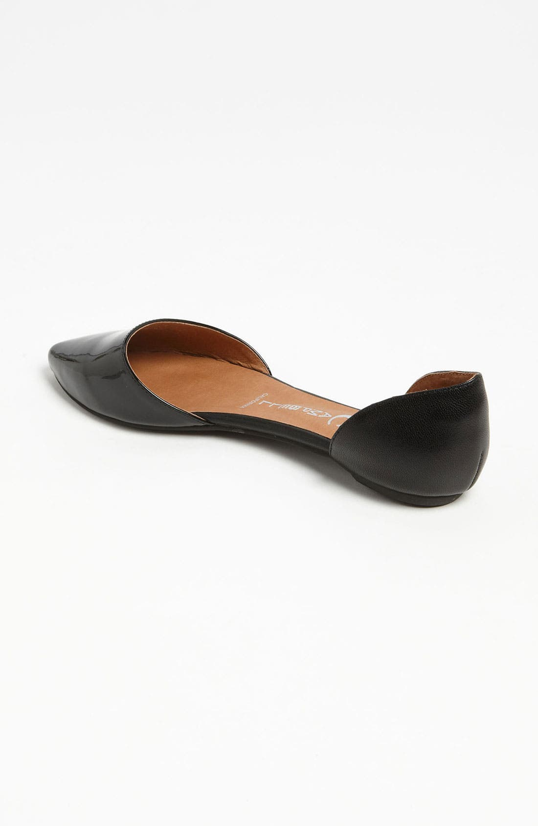 JEFFREY CAMPBELL, 'In Love' Flat, Alternate thumbnail 4, color, 002
