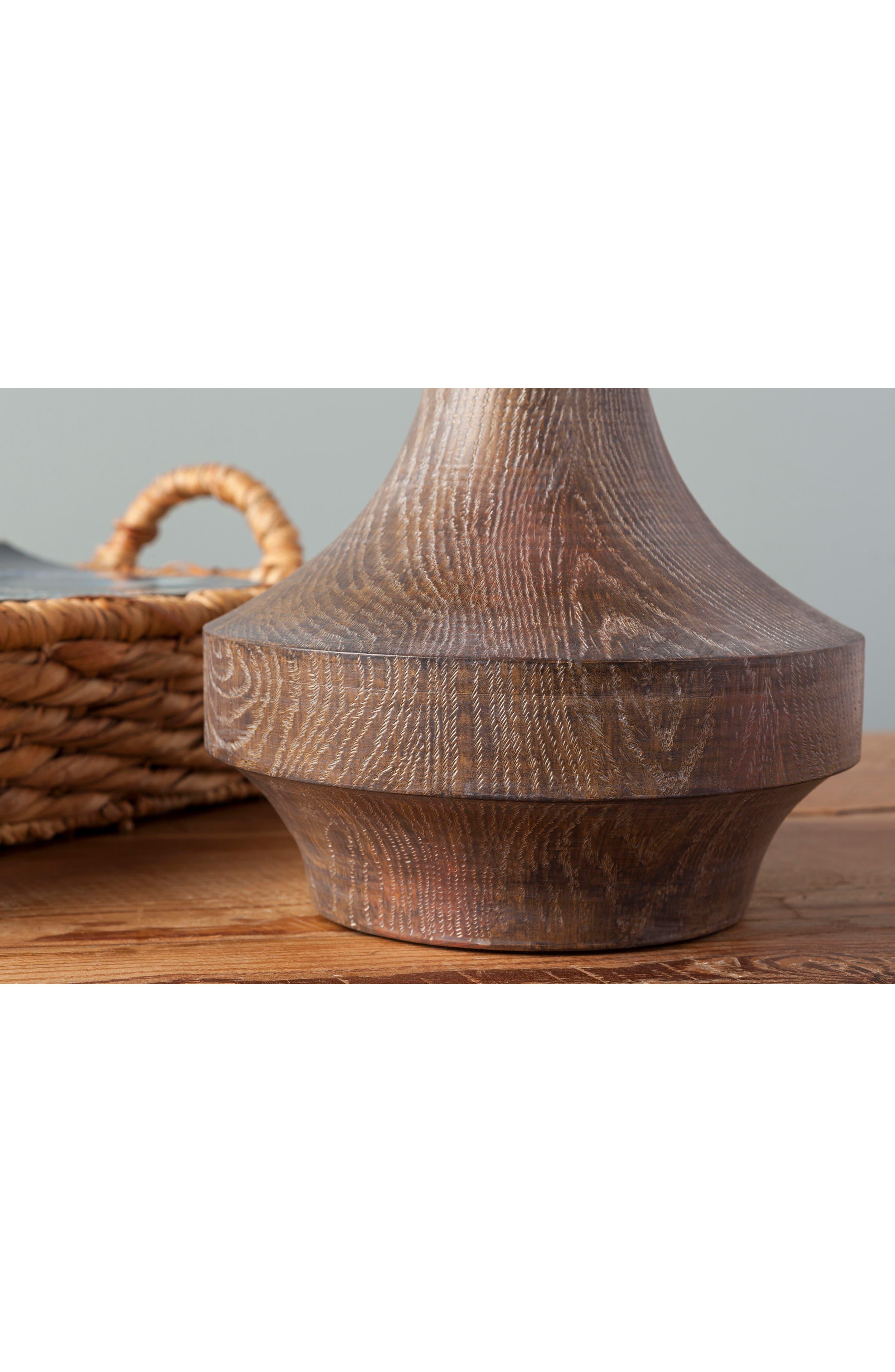 SURYA HOME, Carson Table Lamp, Alternate thumbnail 4, color, CAMEL