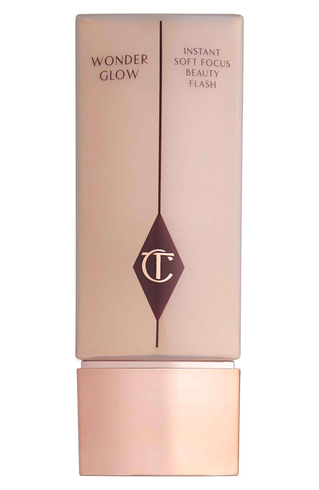 CHARLOTTE TILBURY Wonderglow Face Primer, Main, color, NO COLOR