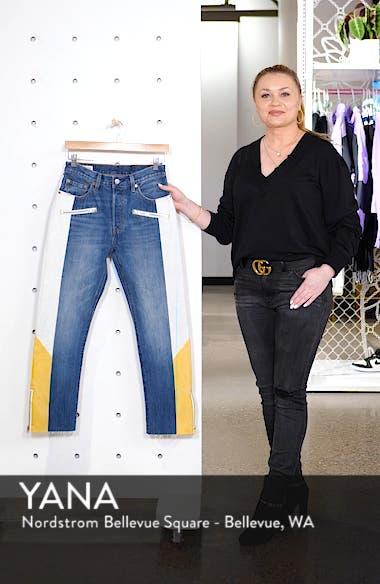 501<sup>®</sup> Moto Crop Jeans, sales video thumbnail