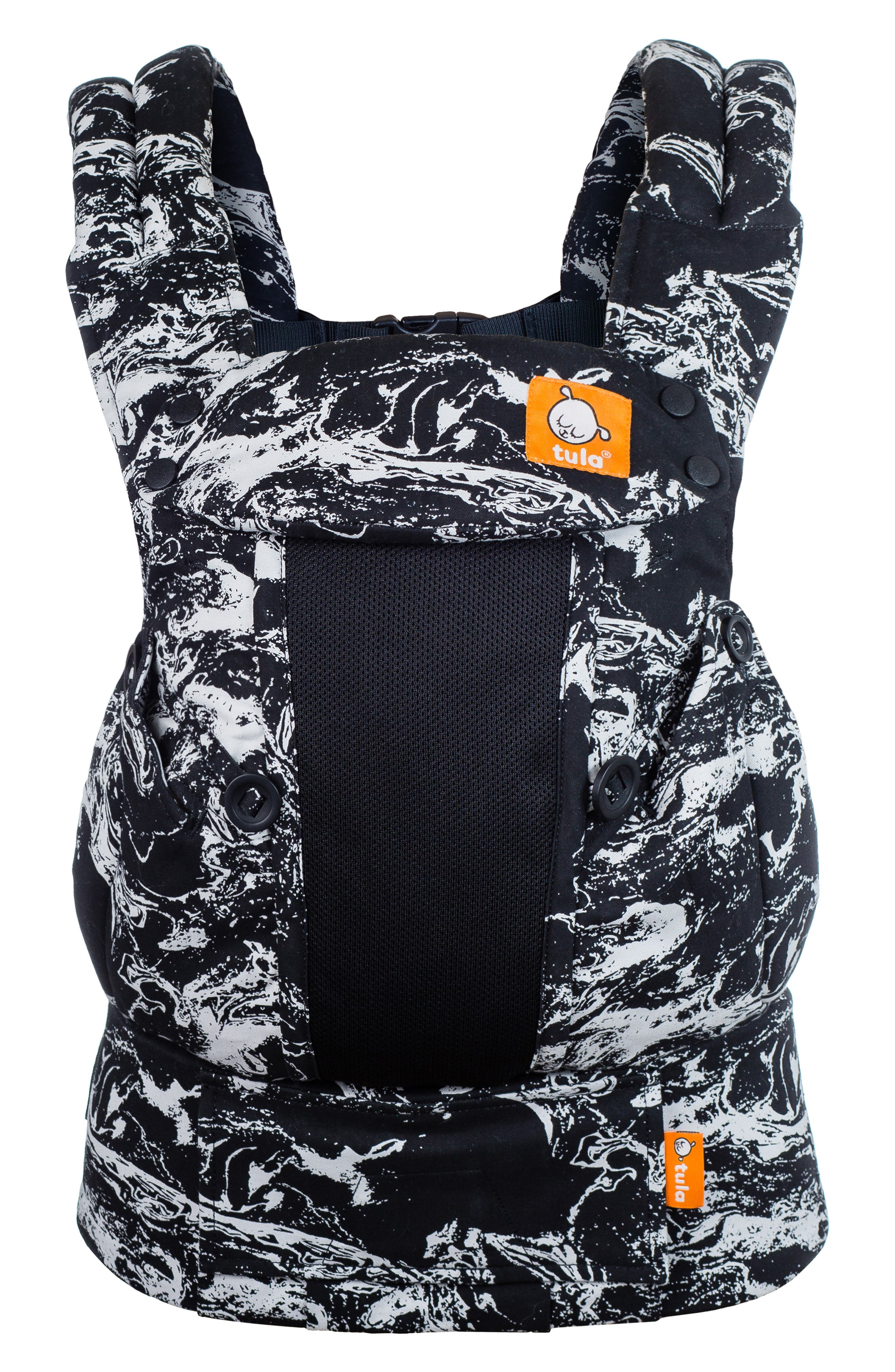 Infant Baby Tula Explore Breathable Mesh Frontback Baby Carrier Size One Size  Black