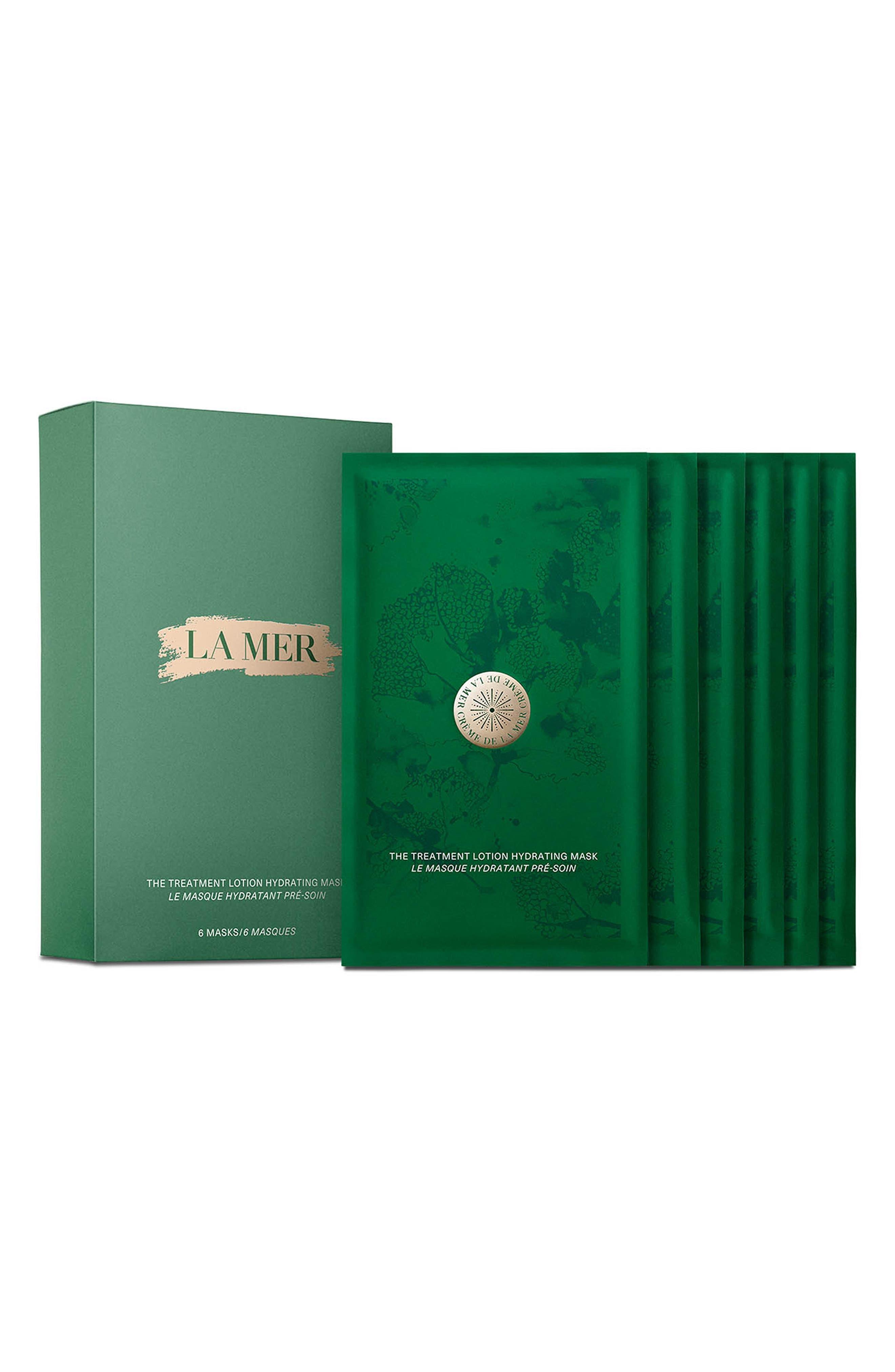 LA MER, The Treatment Lotion Hydrating Mask, Main thumbnail 1, color, NO COLOR