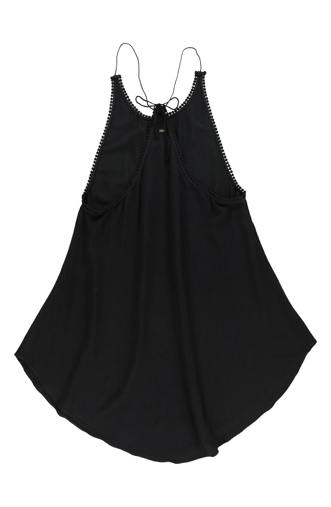 O'NEILL, Cover-Up Dress, Alternate thumbnail 2, color, 001