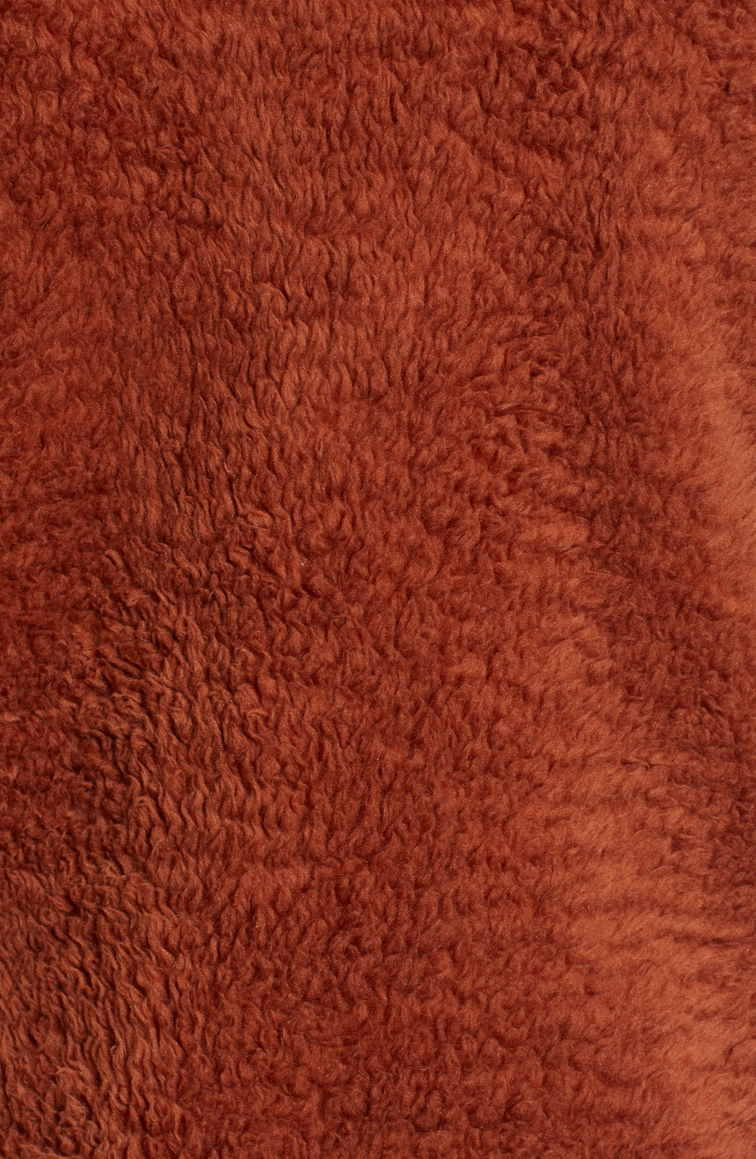 SOCIALITE, Cozy High Pile Fleece Jacket, Alternate thumbnail 7, color, 200