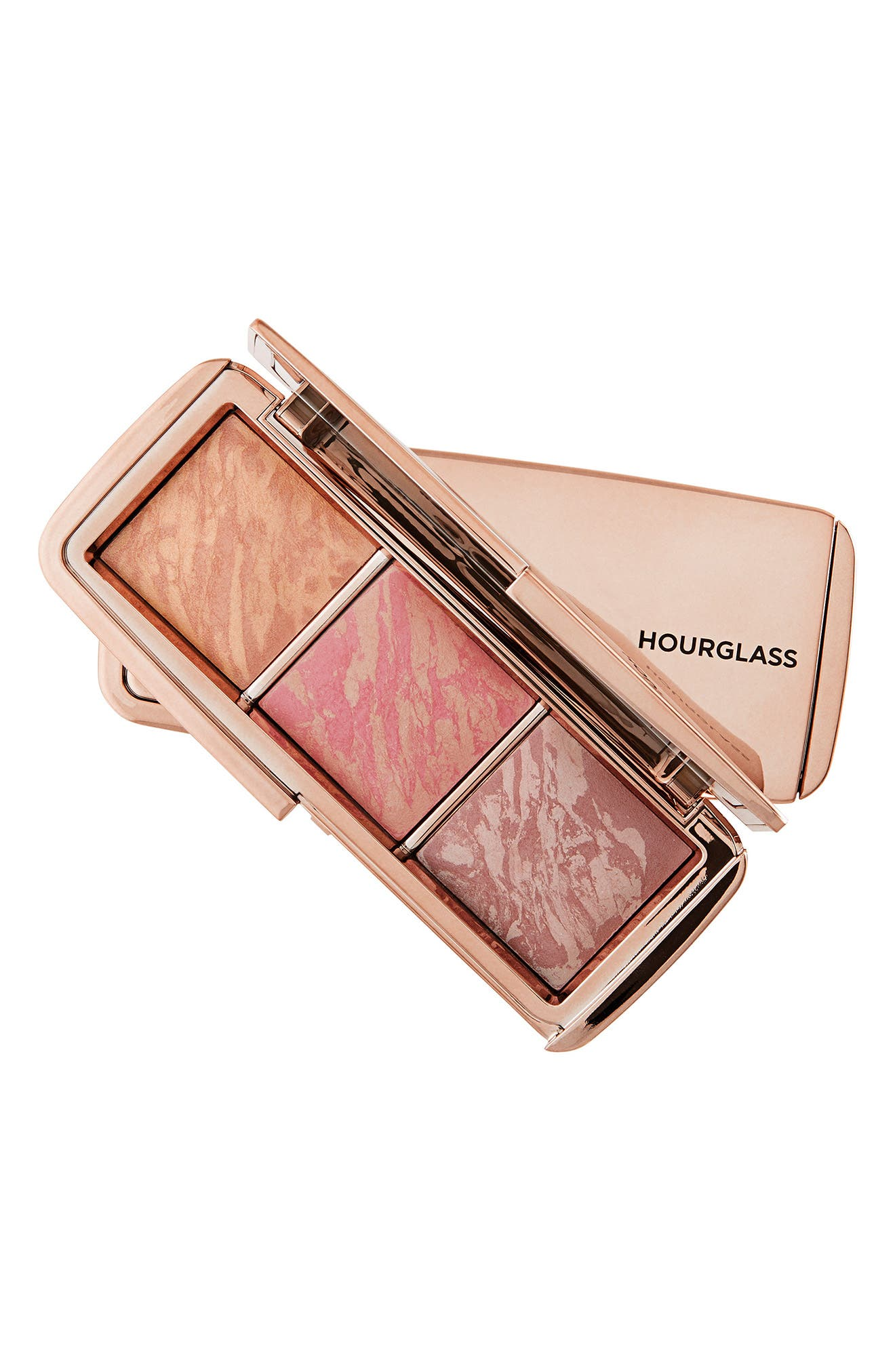 HOURGLASS, Ambient<sup>®</sup> Lighting Blush Palette, Alternate thumbnail 2, color, 000