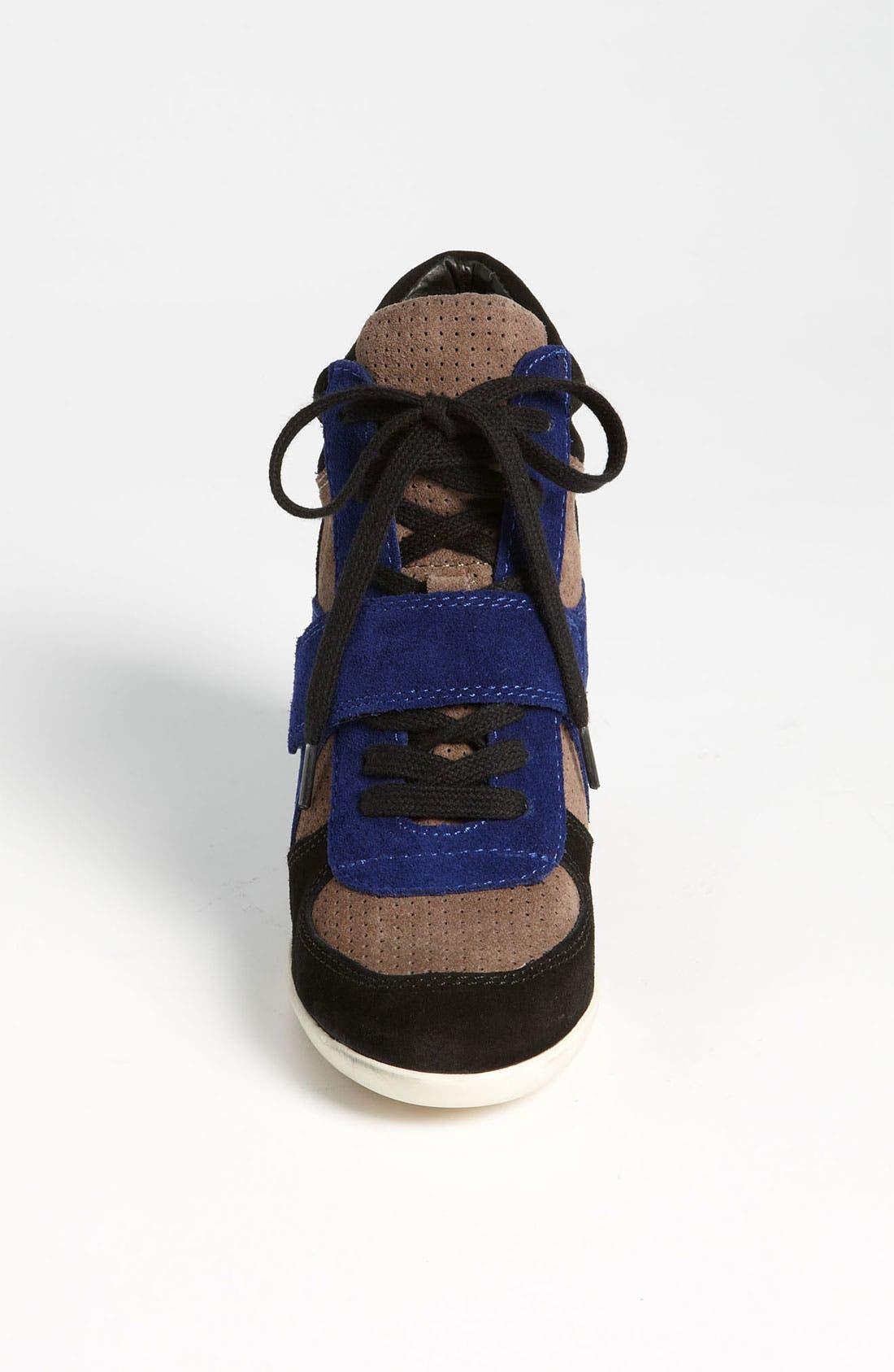 ASH, 'Bowie' Sneaker, Alternate thumbnail 4, color, 001