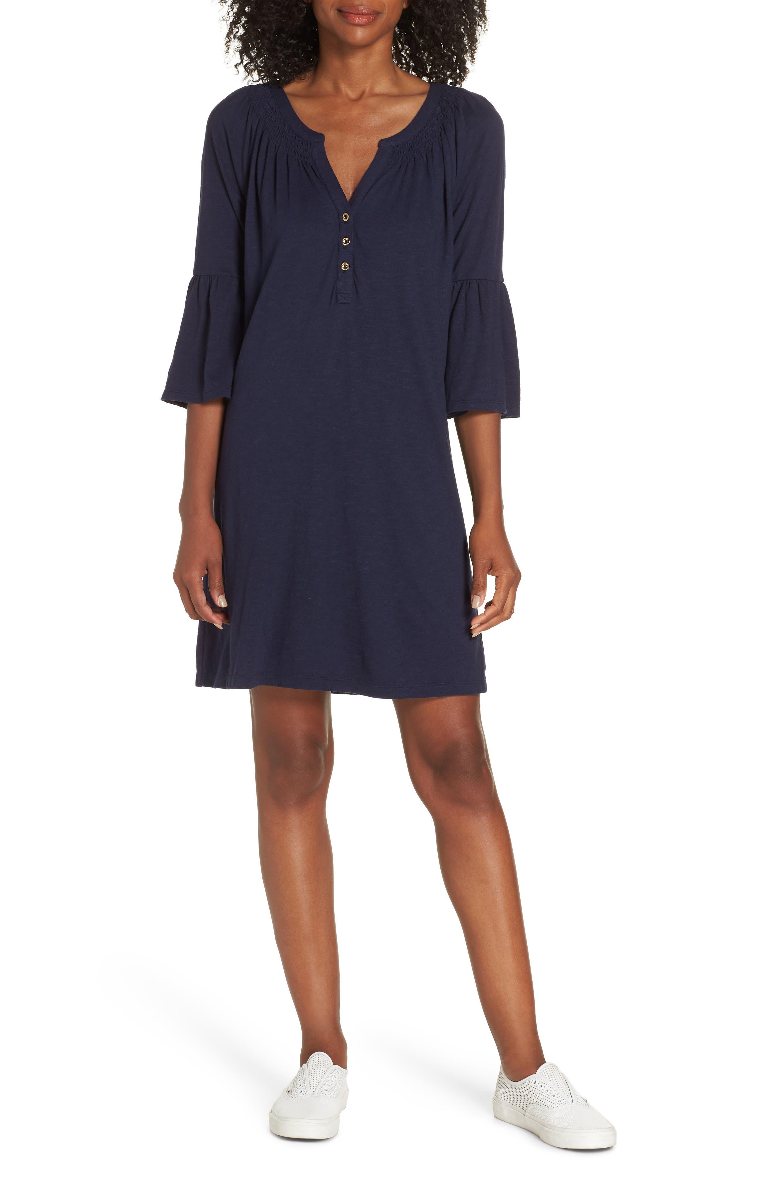 Lilly Pulitzer Teigen Tunic Dress, Blue