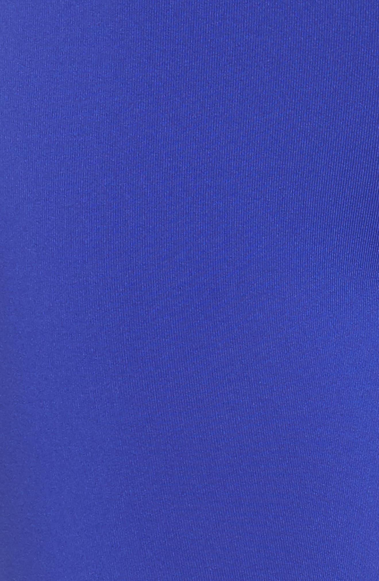 ALO, Airbrush 7/8 High Waist Leggings, Alternate thumbnail 6, color, SAPPHIRE