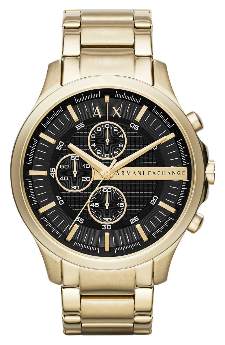069e7b8e2228 AX Armani Exchange Chronograph Bracelet Watch