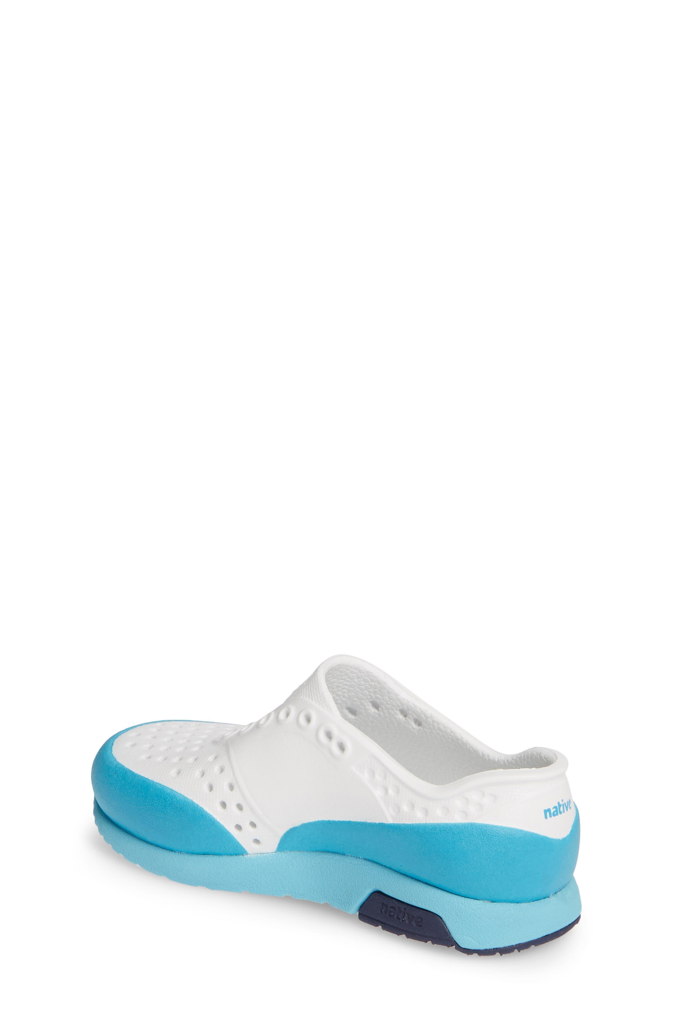 NATIVE SHOES, Lennox Block Slip-On Sneaker, Alternate thumbnail 2, color, 438