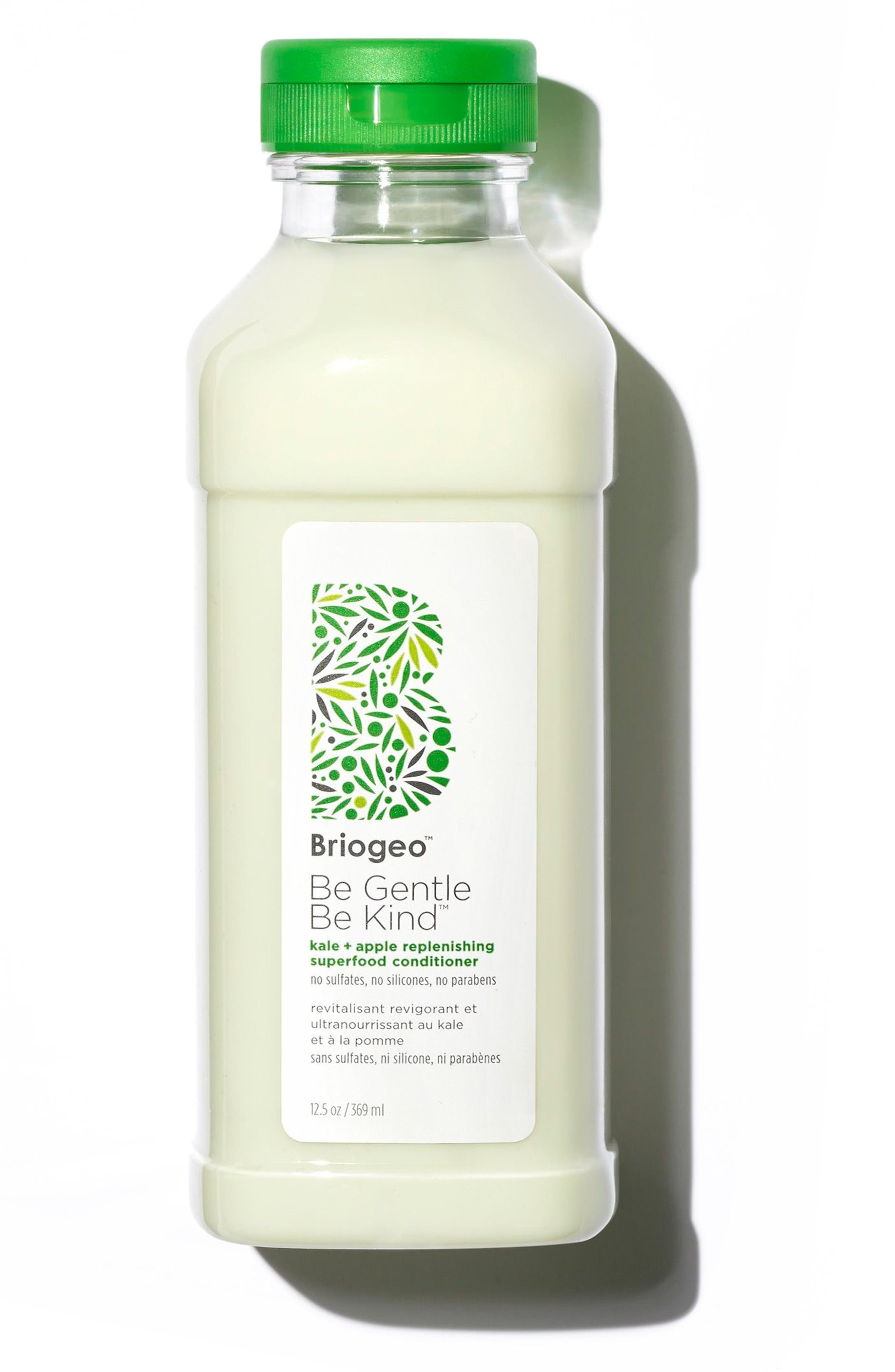 BRIOGEO Be Gentle, Be Kind Kale + Apple Replenishing Superfood Conditioner, Main, color, NO COLOR