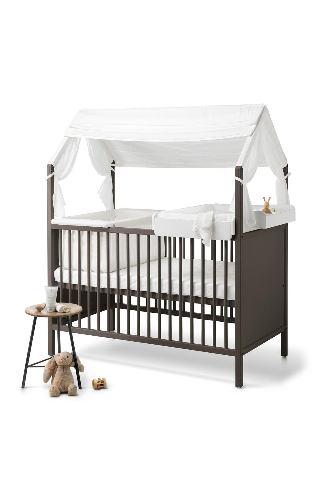 STOKKE, 'Home<sup>™</sup>' Roof Canopy, Alternate thumbnail 3, color, WHITE LINEN