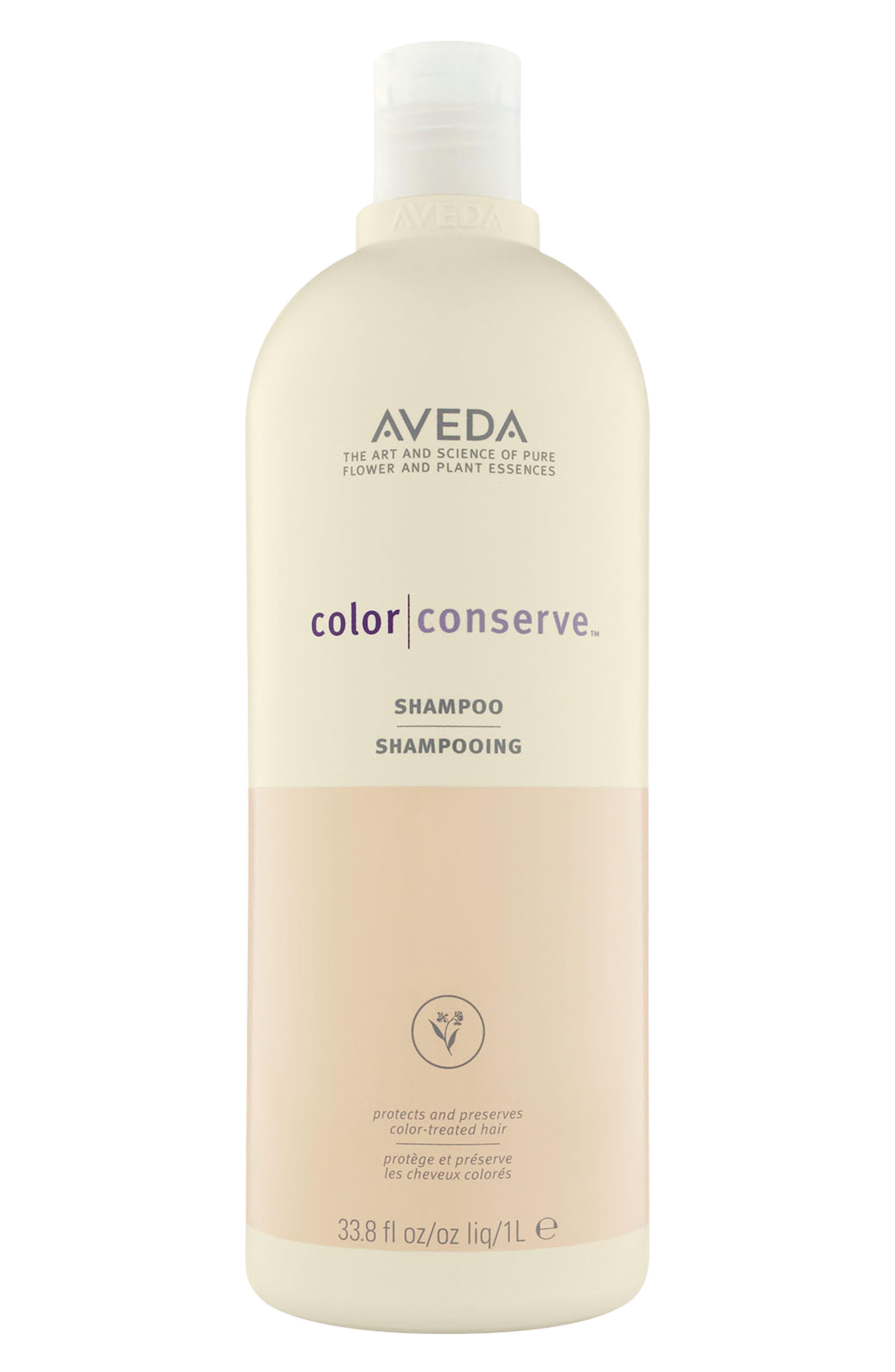 AVEDA, color conserve<sup>™</sup> Shampoo, Alternate thumbnail 4, color, NO COLOR