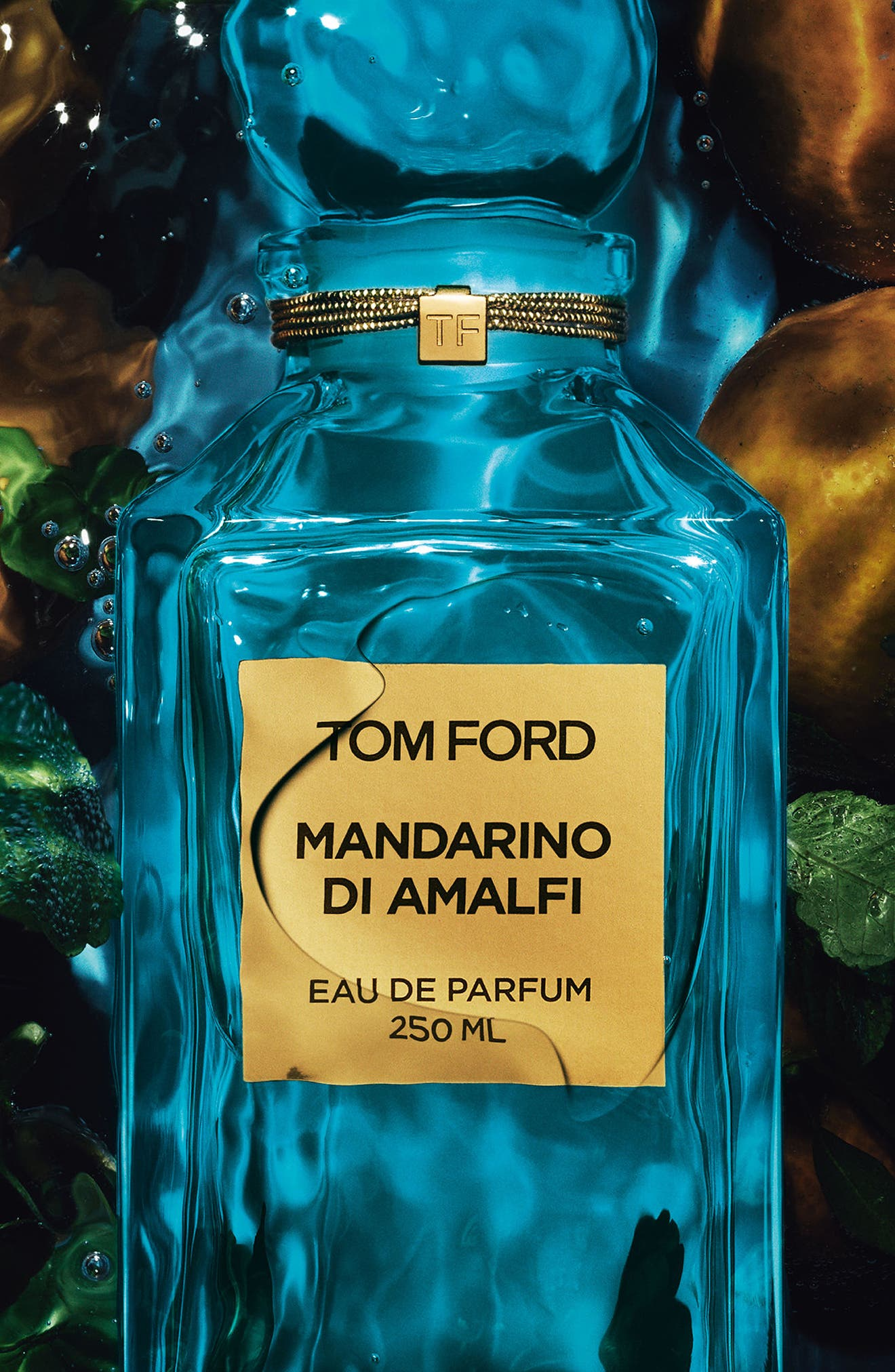 TOM FORD, Private Blend Mandarino di Amalfi Eau de Parfum, Alternate thumbnail 4, color, NO COLOR