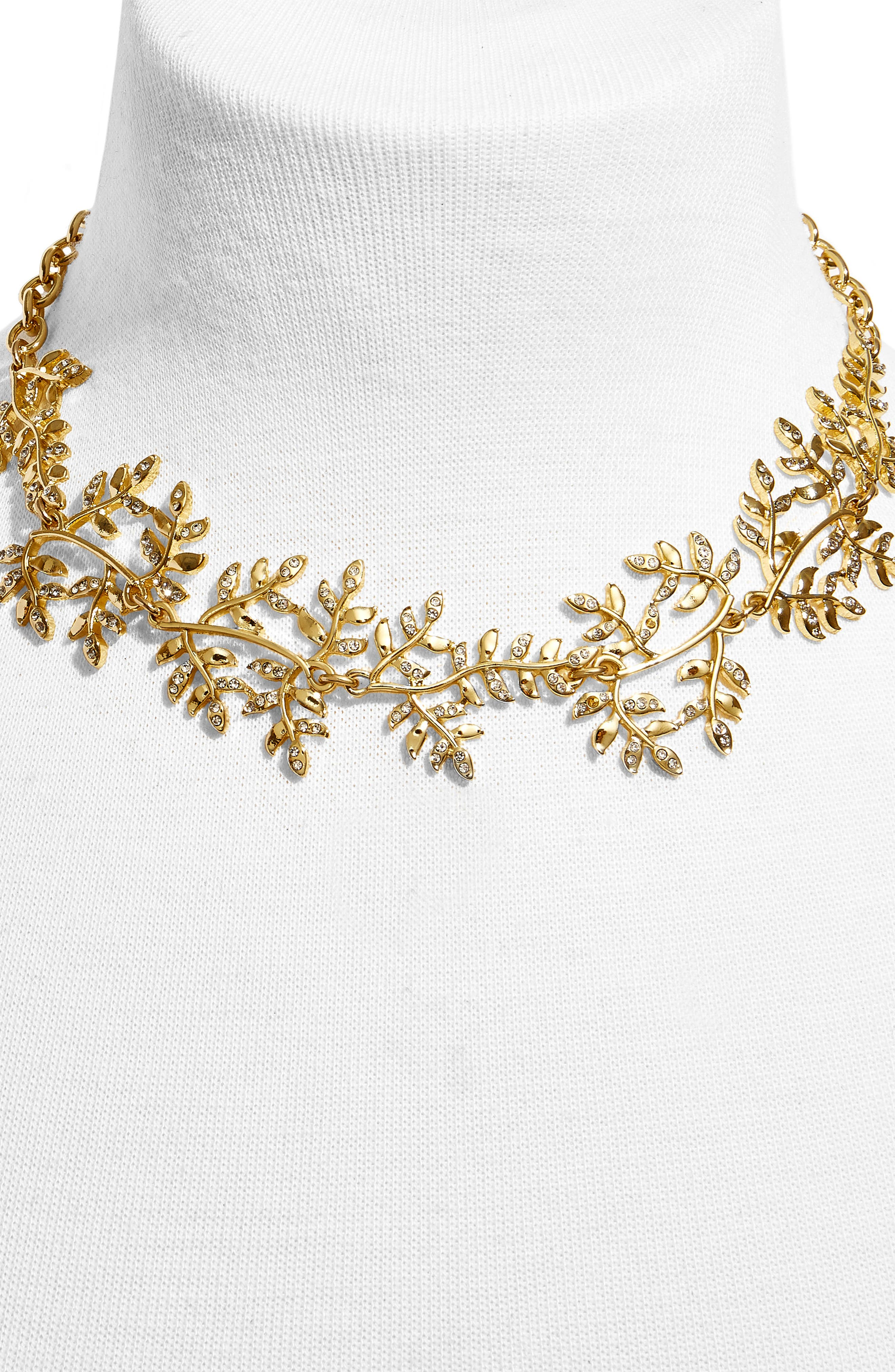 BAUBLEBAR, Lilith Collar Necklace, Alternate thumbnail 2, color, 710