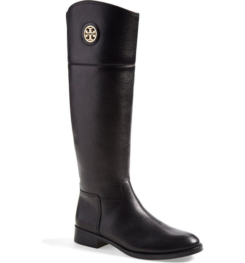 5aa3da99d Tory Burch  Junction  Riding Boot (Women)